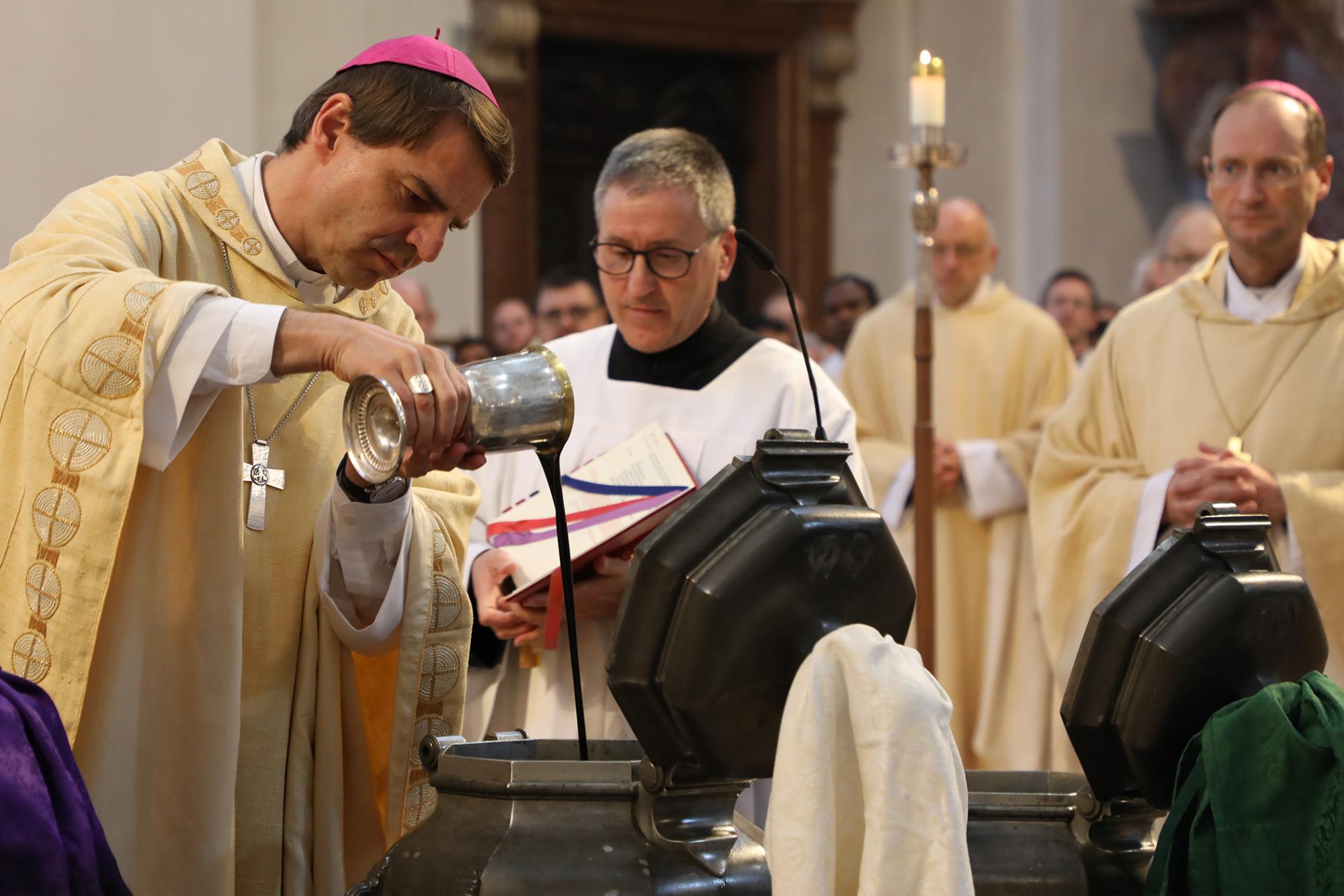 190415 Priesterdiakonentag Missa chrismatis foto7