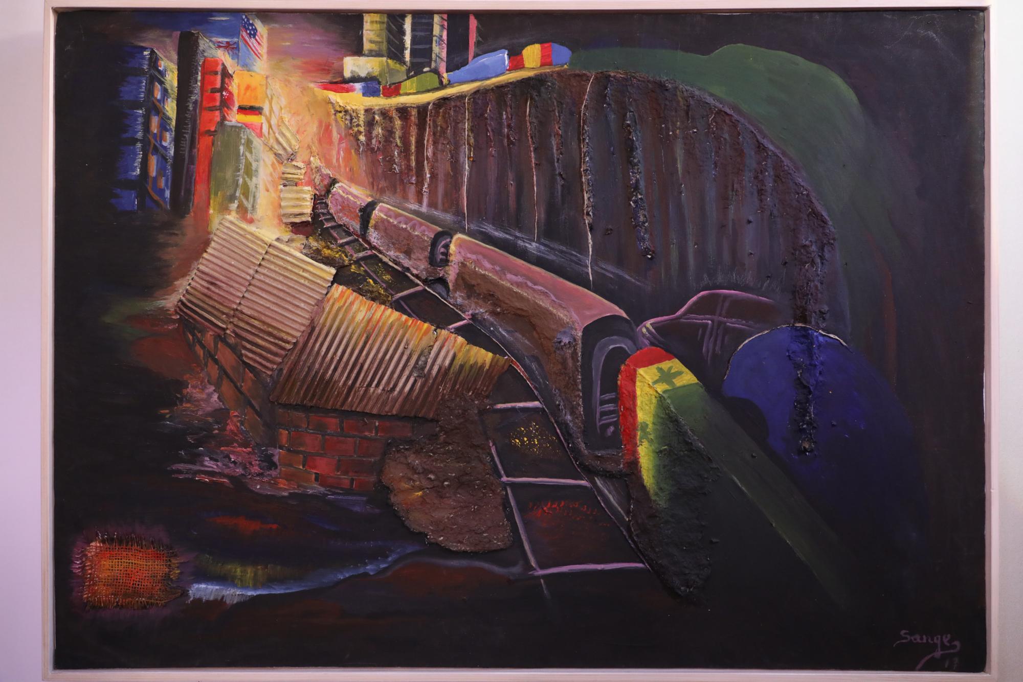 201004 Ausstellung Farben Senegal 10