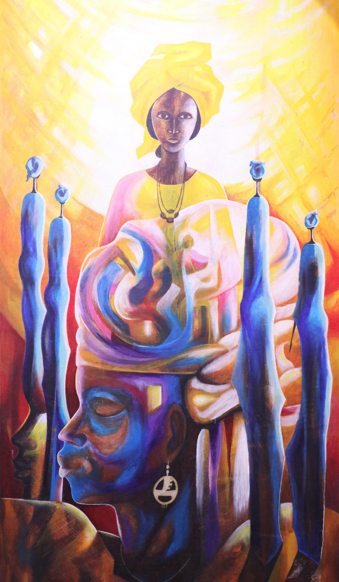 201004 Ausstellung Farben Senegal 14