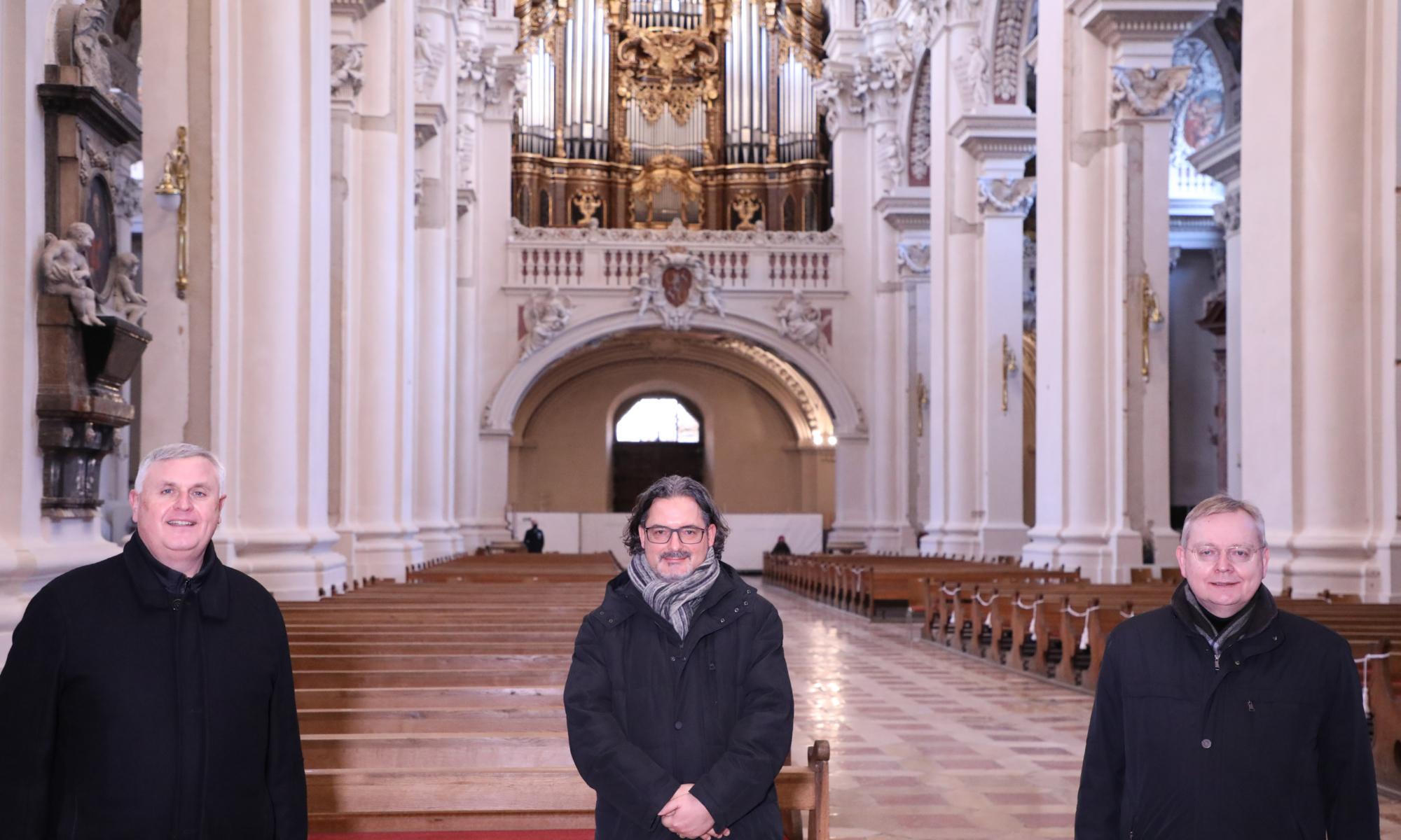 201130 Bundeszuschuss Domorgelsanierung foto2