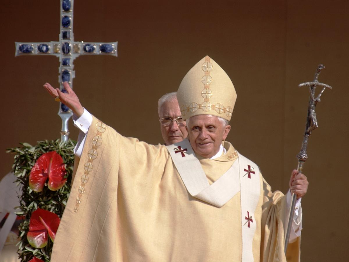 2018 papst benedikt xvi intro