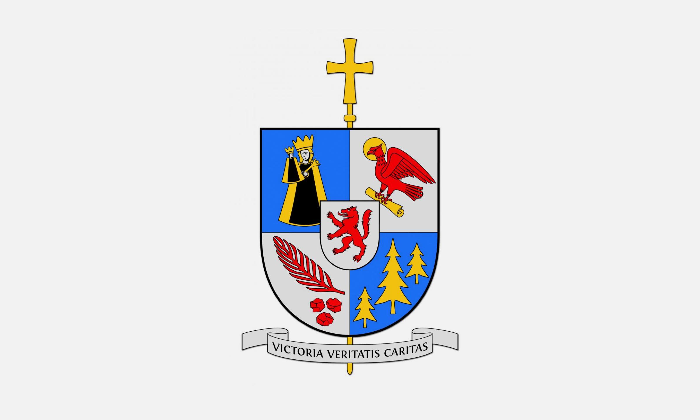 2019 Bischof Stefan Oster Wappen