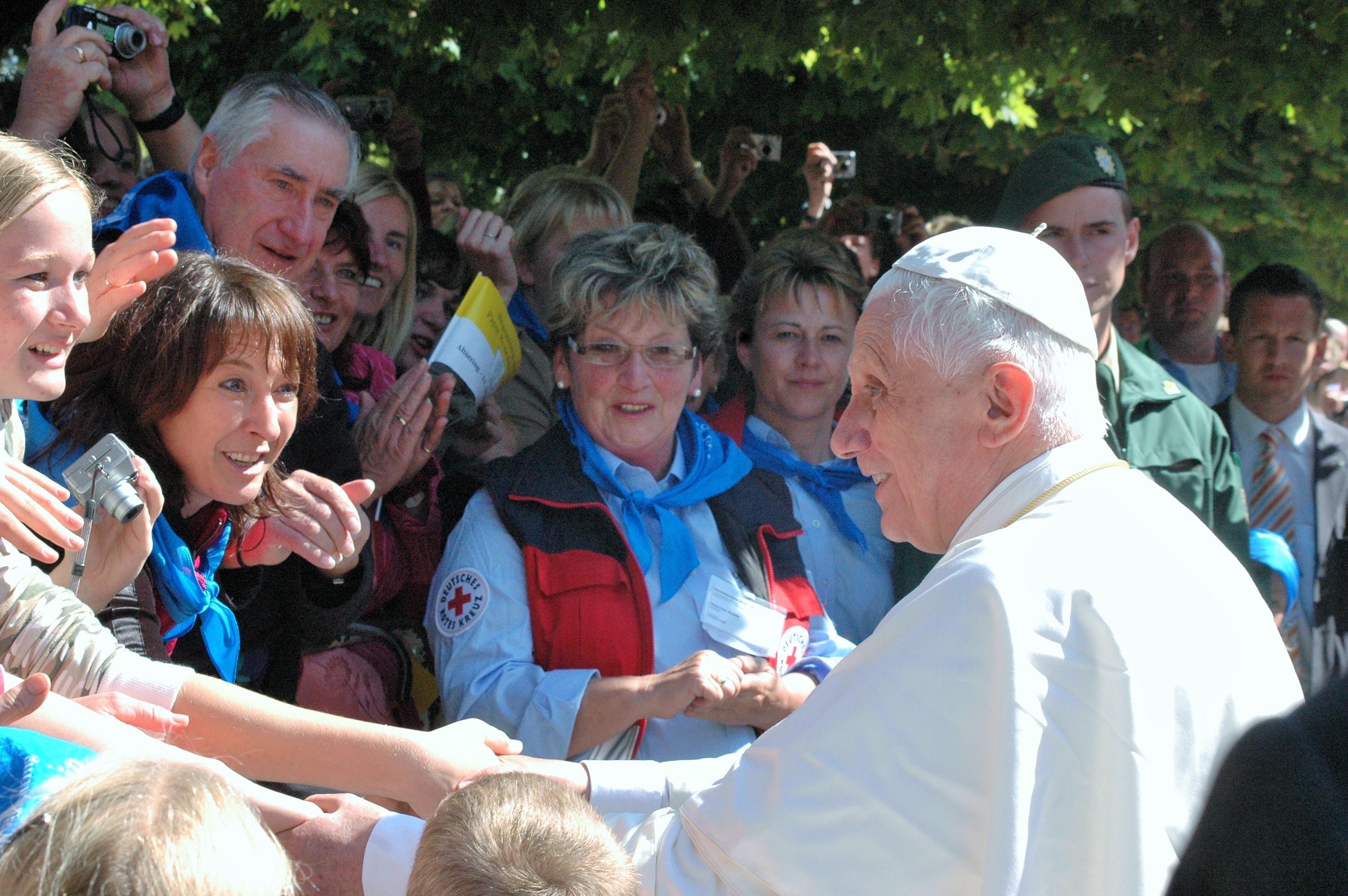 2019 Bistum Und Pfarreien Papst Benediktxvi Besuch 01