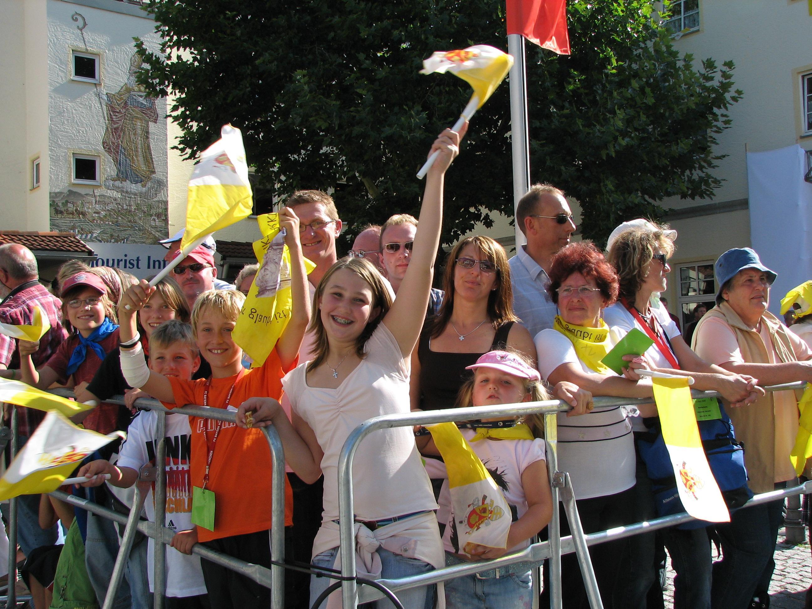 2019 Bistum Und Pfarreien Papst Benediktxvi Besuch 04