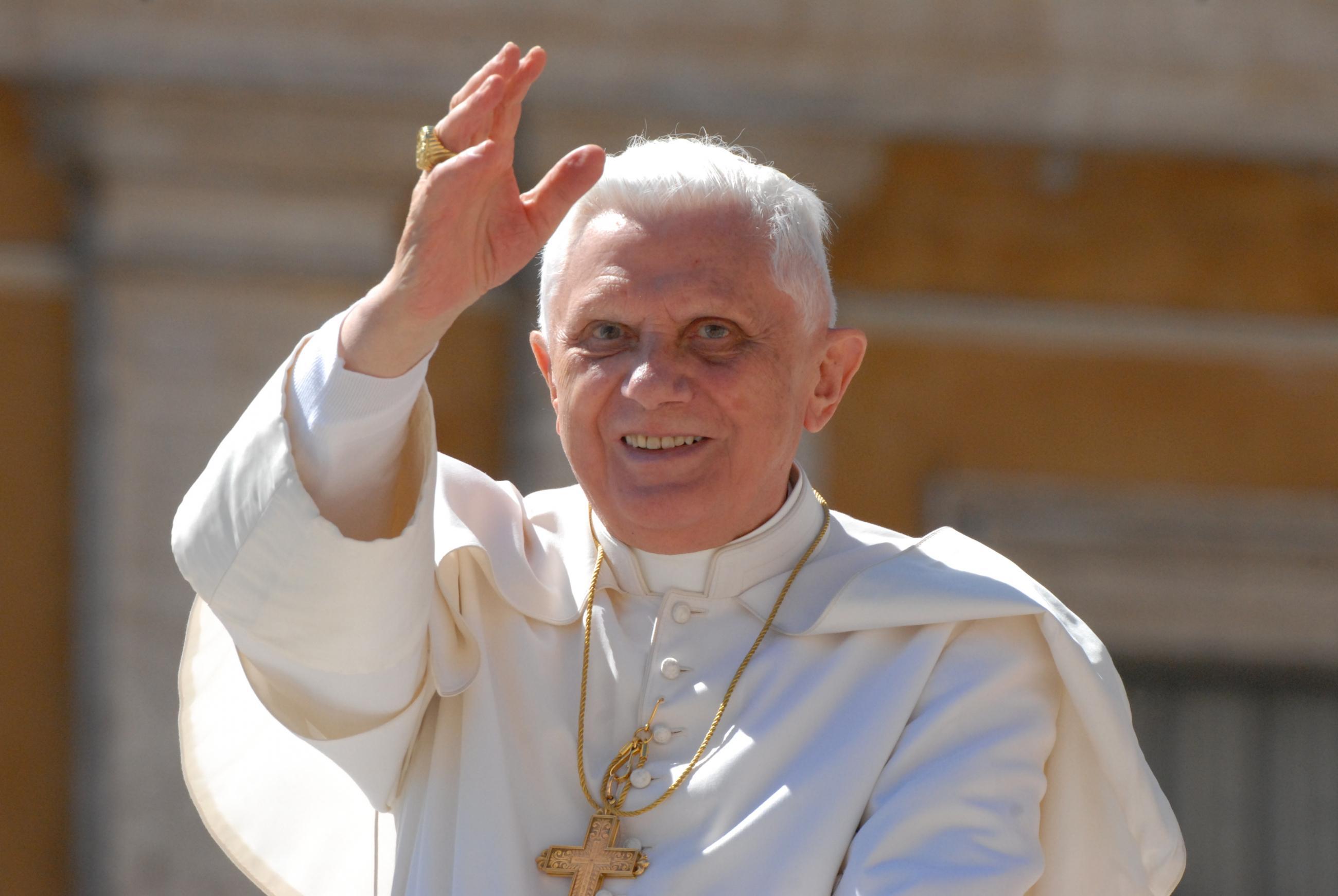 2019 Bistum Und Pfarreien Papst Benediktxvi Lebenslauf