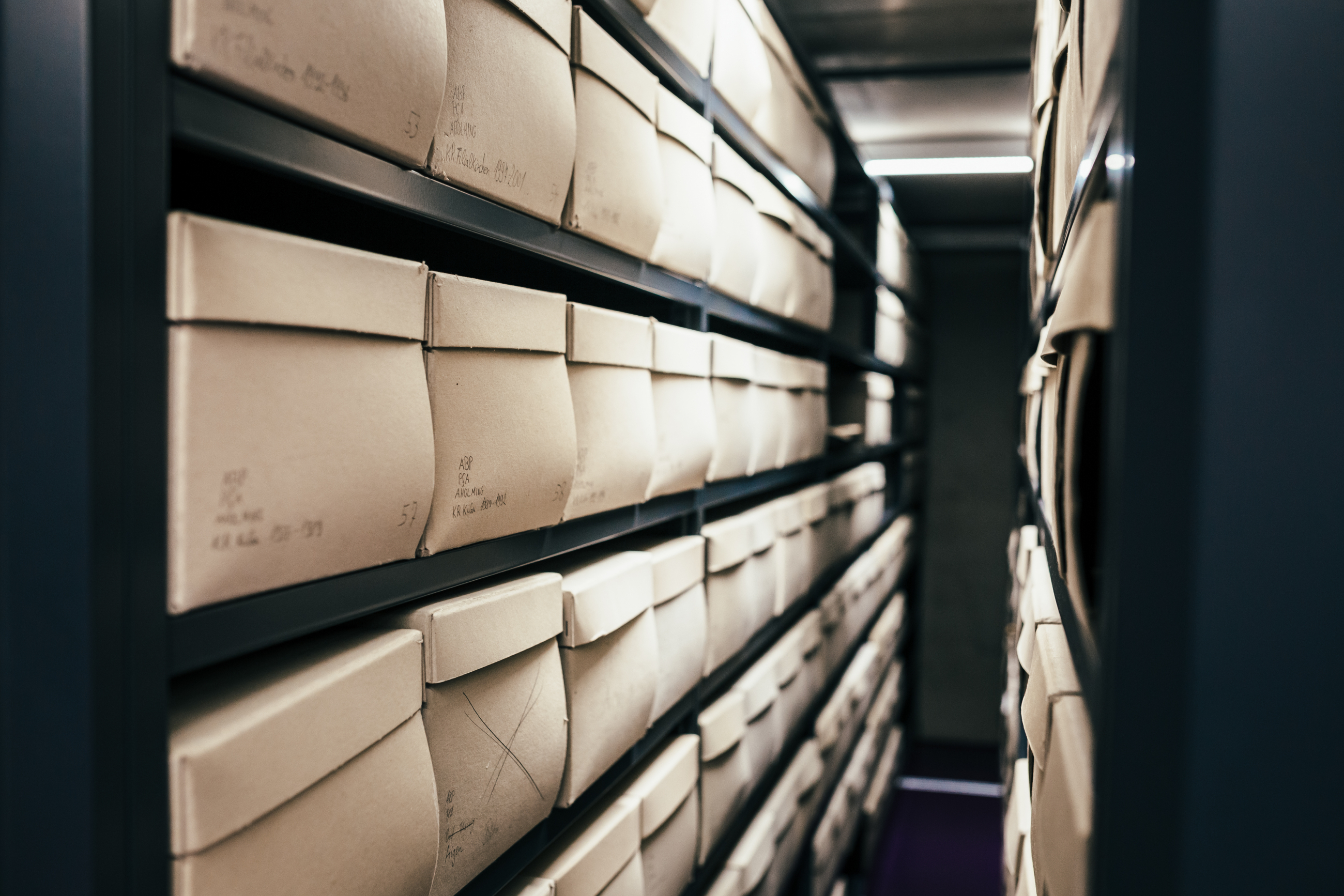2019 Bistum Archiv Genealogische Datenbank 2