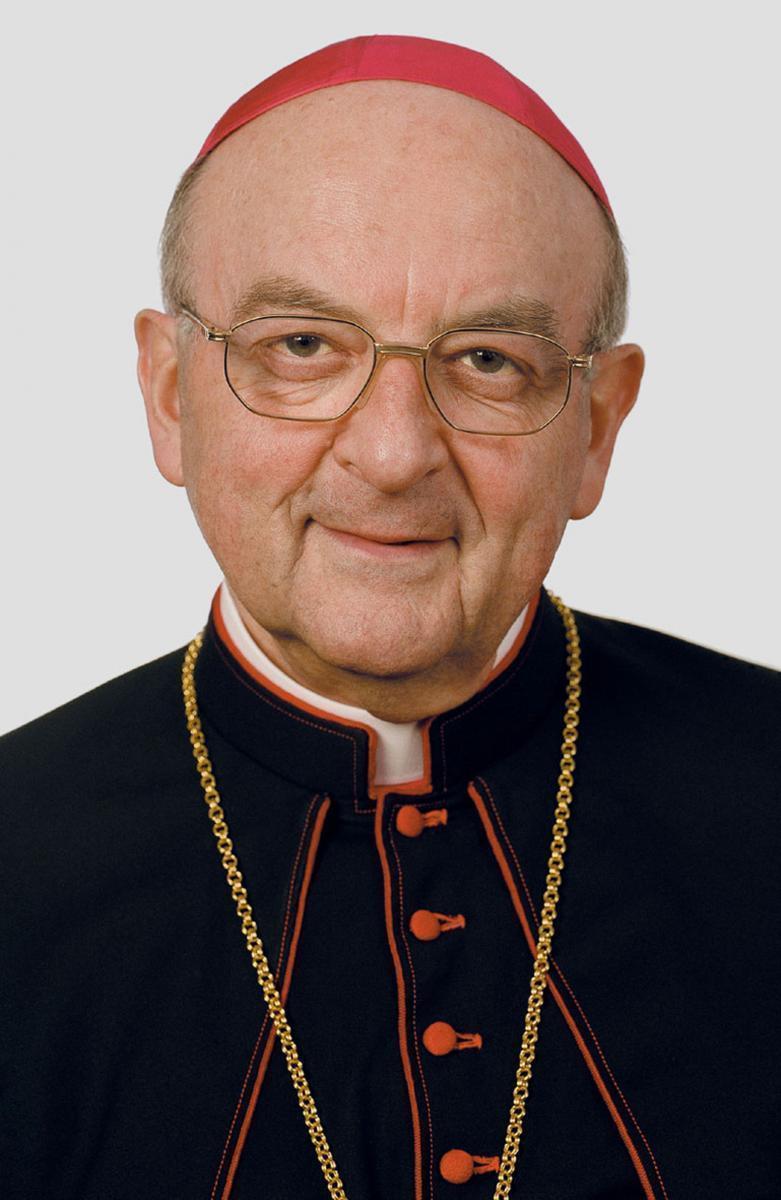 2019 Bistum Pfarreien Bischof Em Schraml