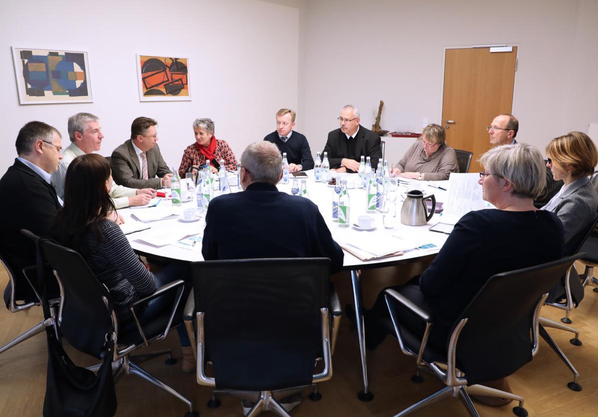 2019 Bistum Pfarreien Umwelt Laudatosi