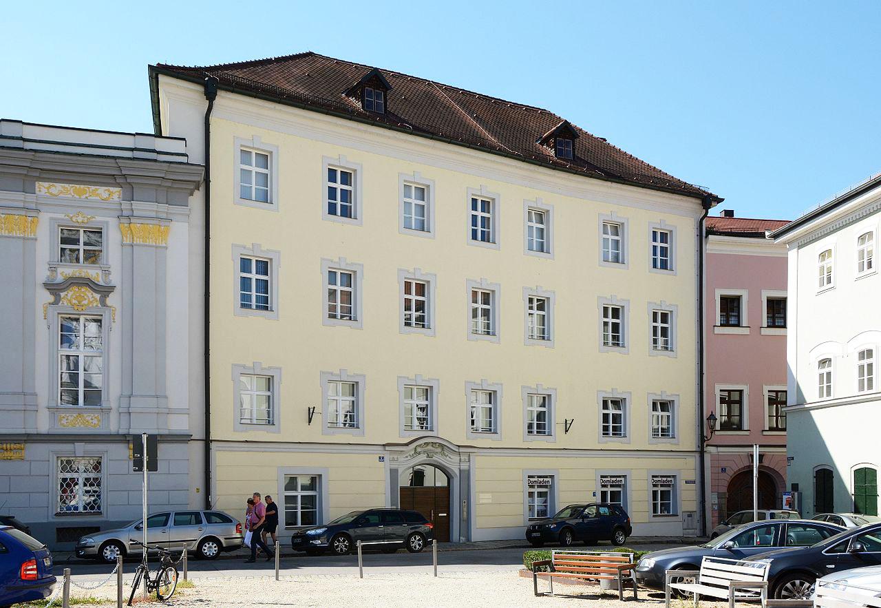 2019 Ordinariat Haus St Valentin Passau Konrad Lackerbeck