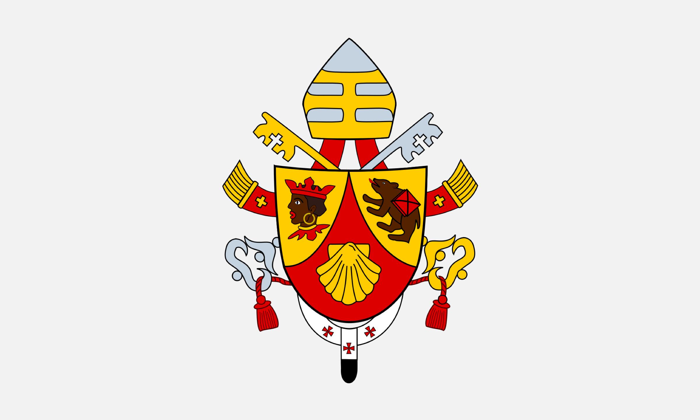 2019 Papst Benedikt Xvi Wappen