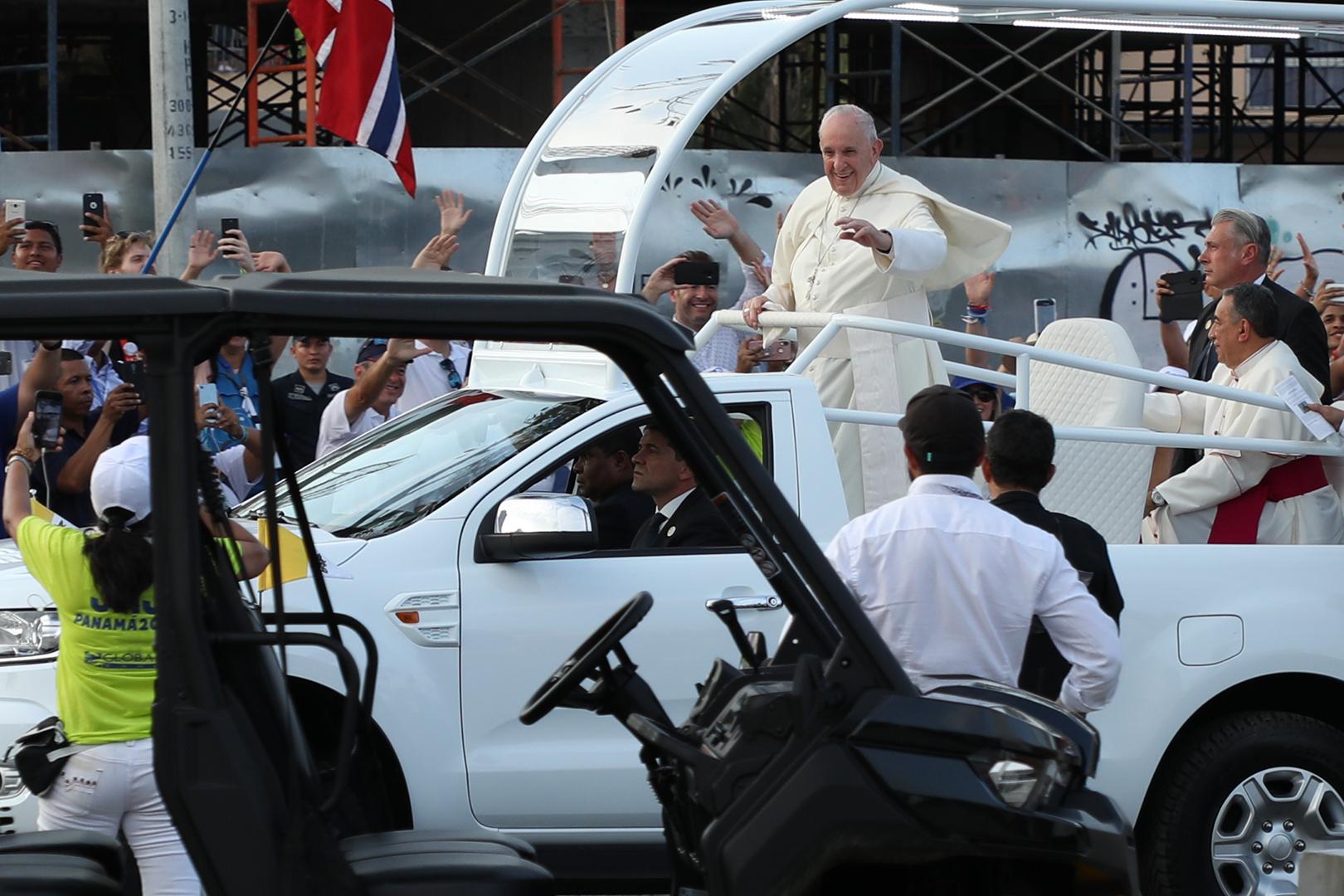 2019 01 News Wjt Papstempfang Foto1