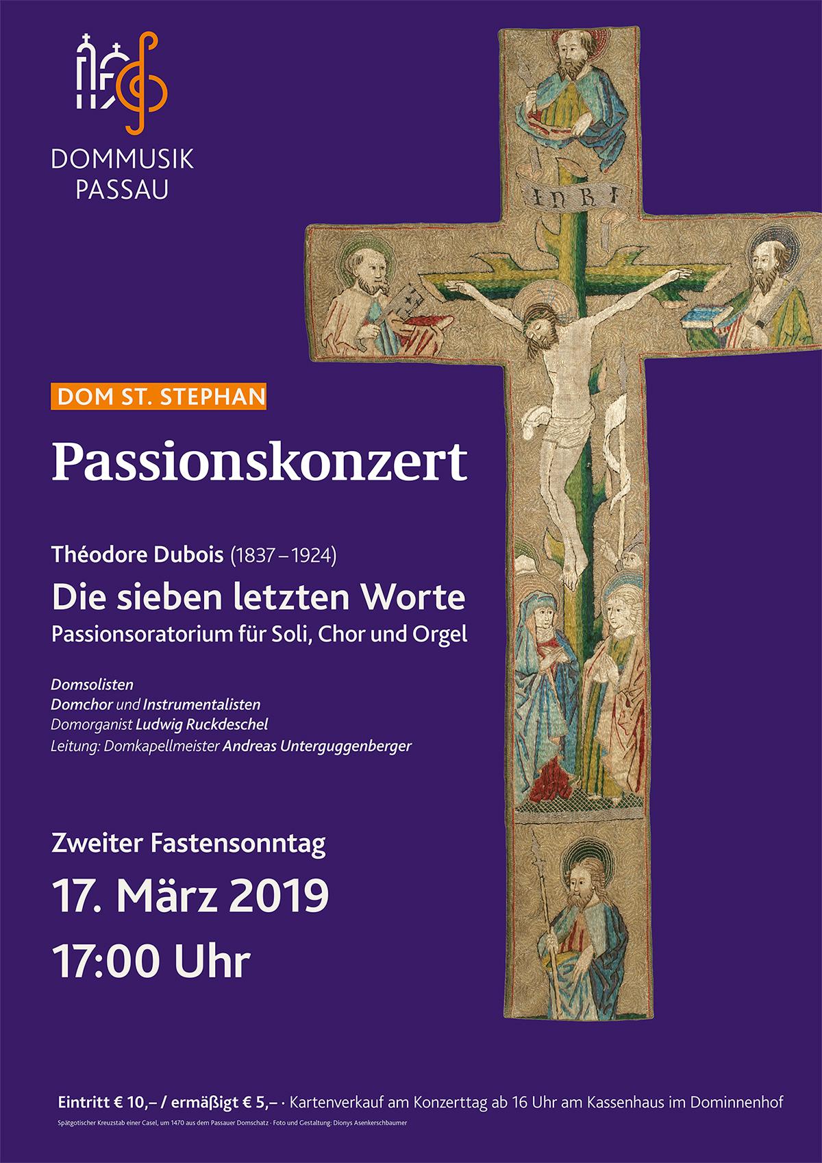2019_Passionskonzert_Plakat