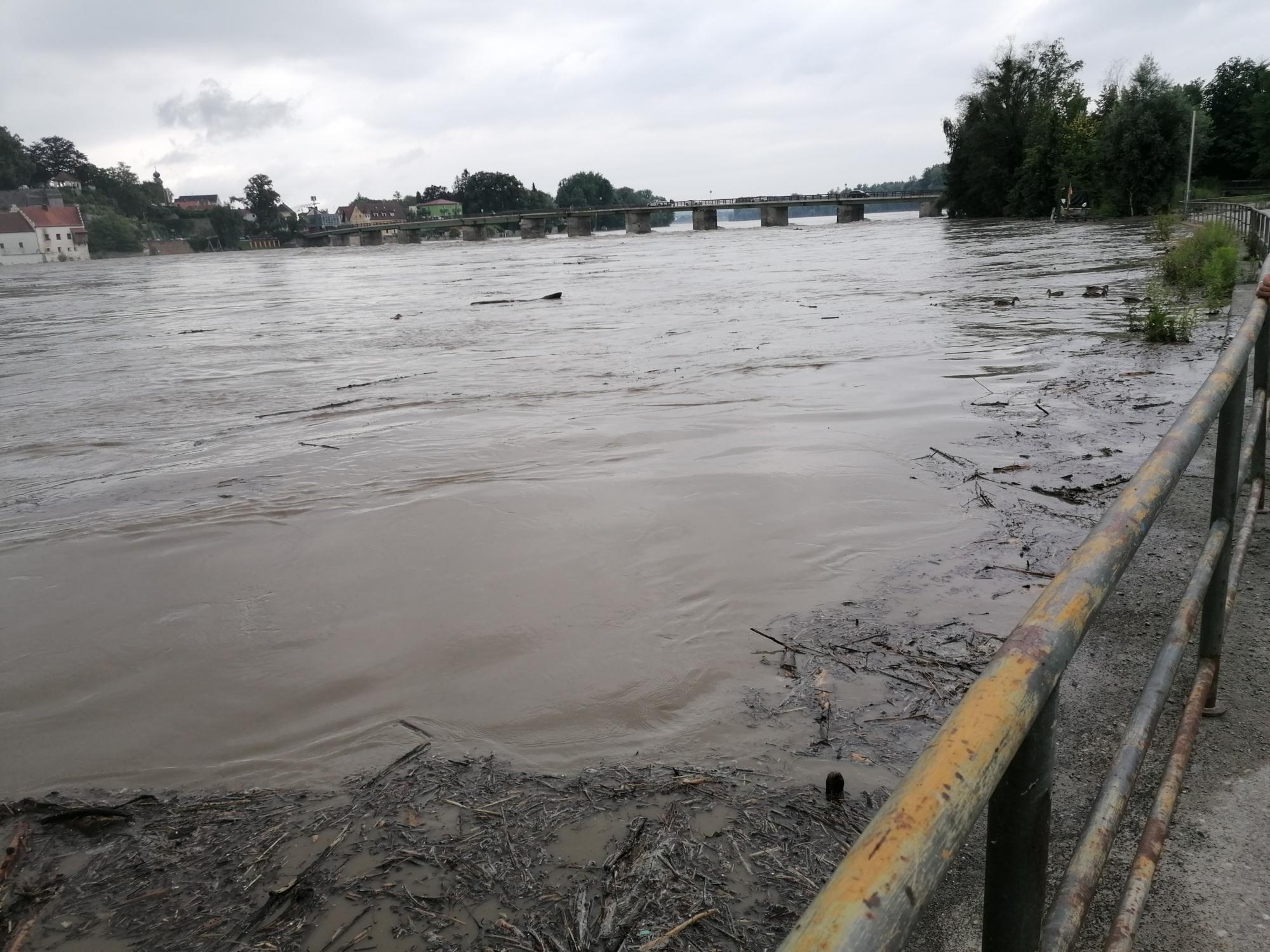 2021 Hochwasser Neuhaus