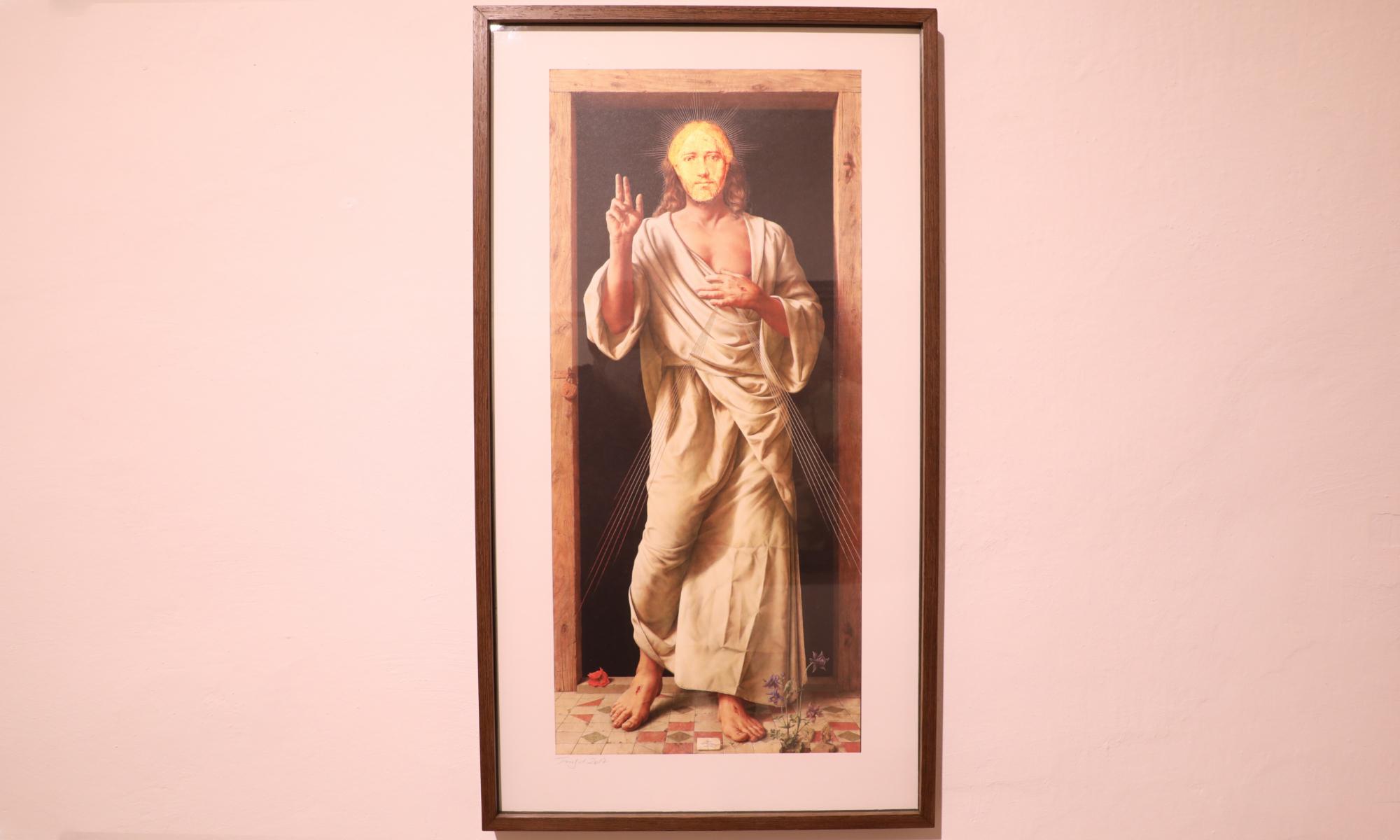 210326 Ausstellung Papstgeburtshaus Triegel 7