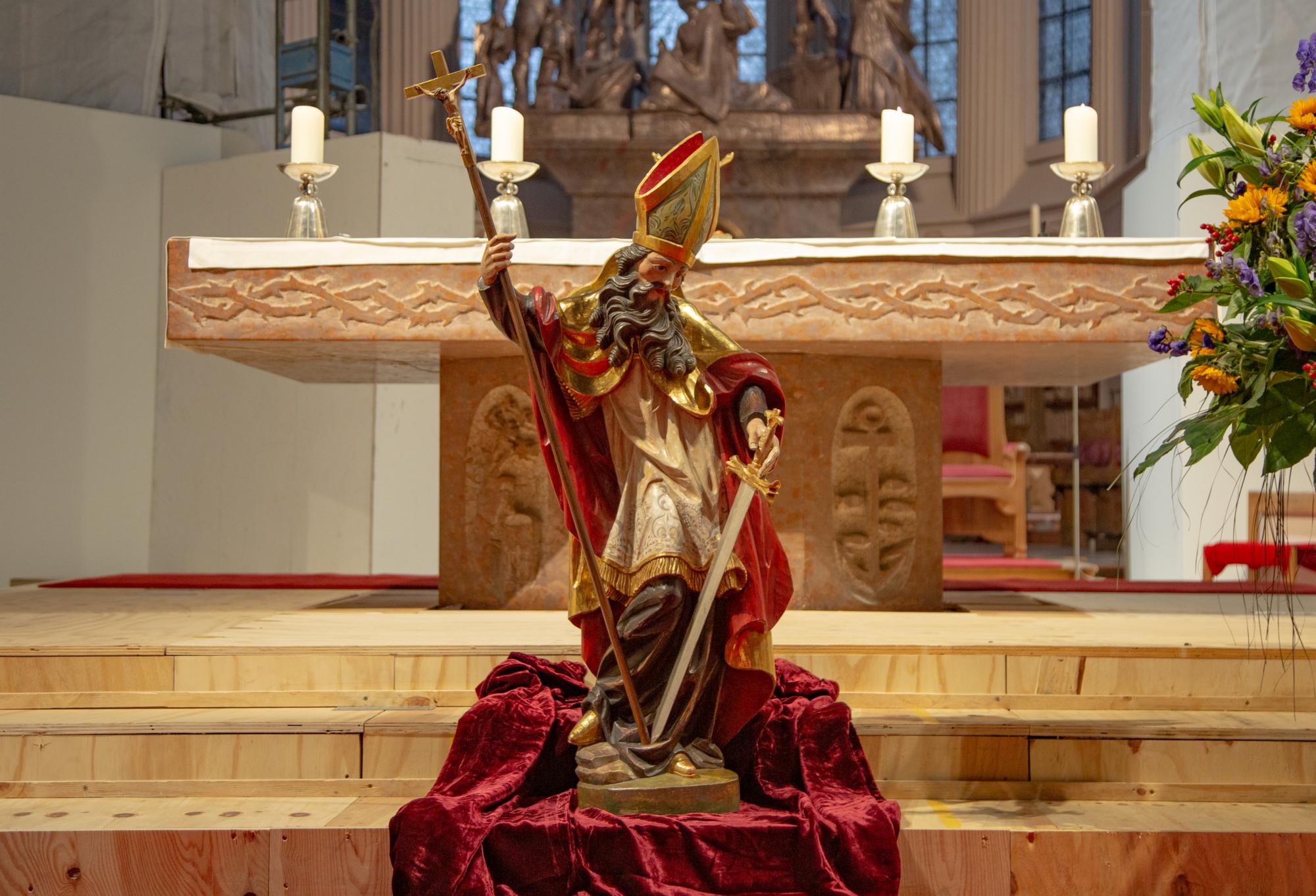 211012 Pontifikalamt Maximilian 8