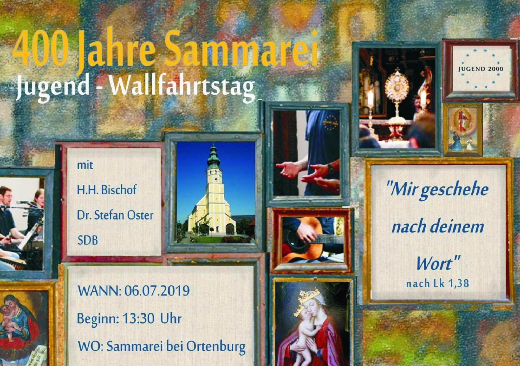 400-Jahre-Sammarei-Jugend-Wallfahrtstag-1