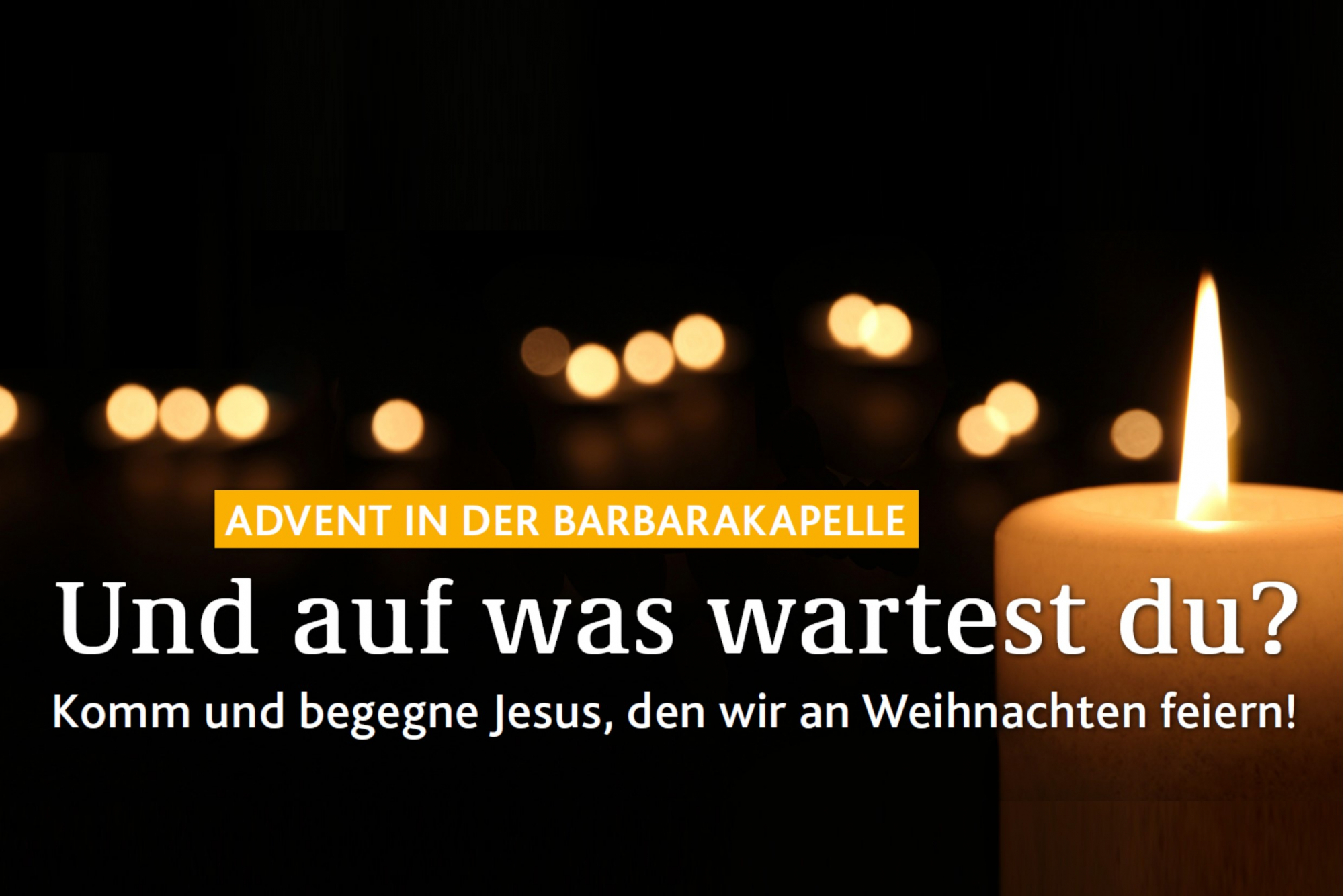 Anbetung-Advent