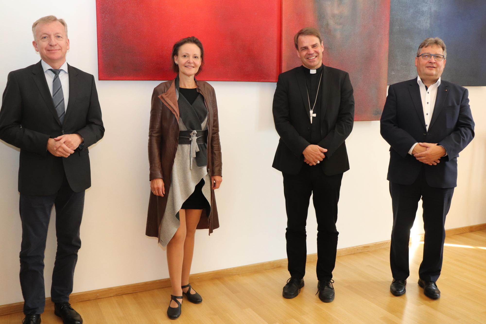Andrea Anderlik wird neue Caritasdirektorin