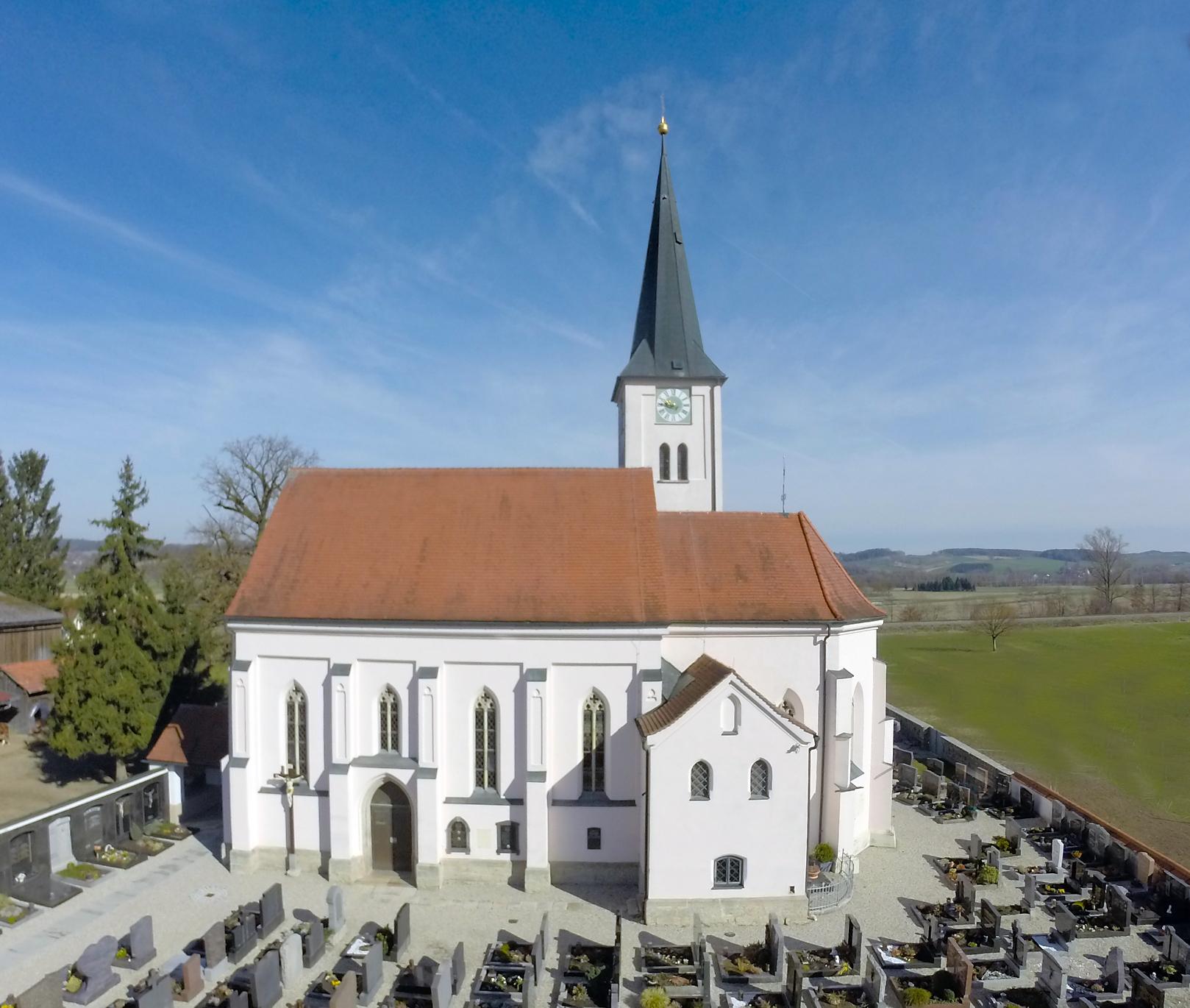 Anzenkirchen Kirche