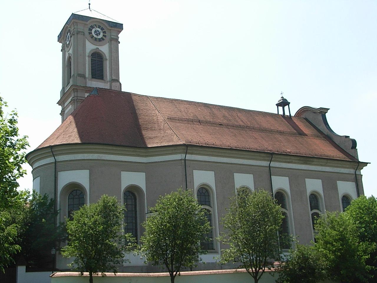 Asbach2C Ehemalige Klosterkirche