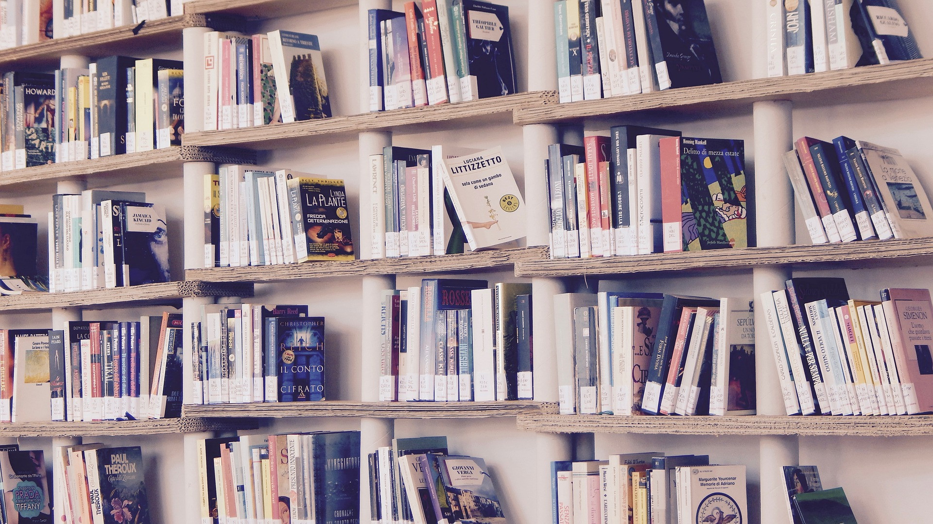 Bücherei-Mediothek