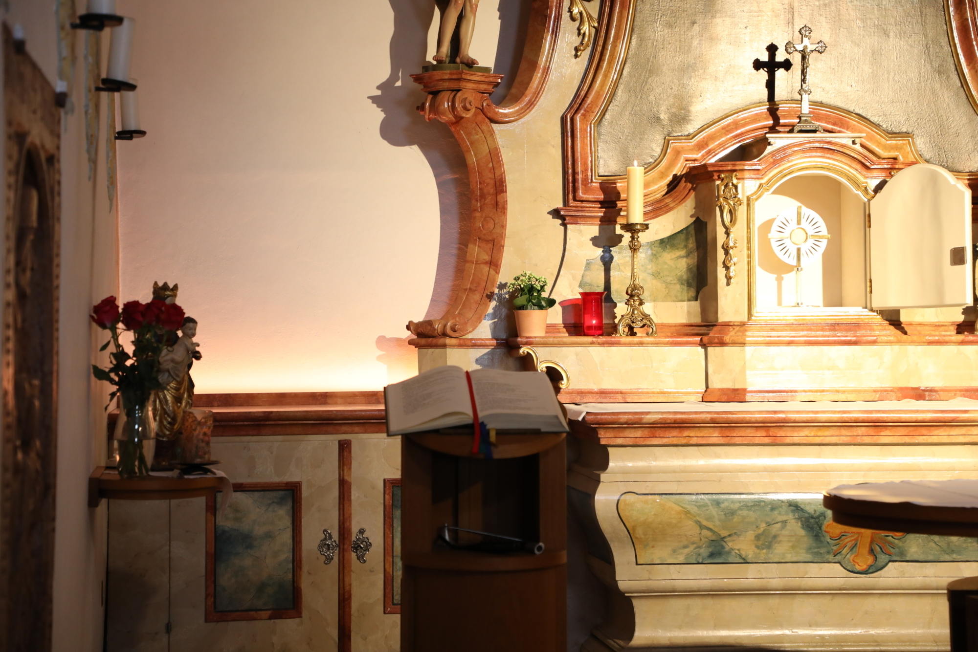Barbarakapelle Passau
