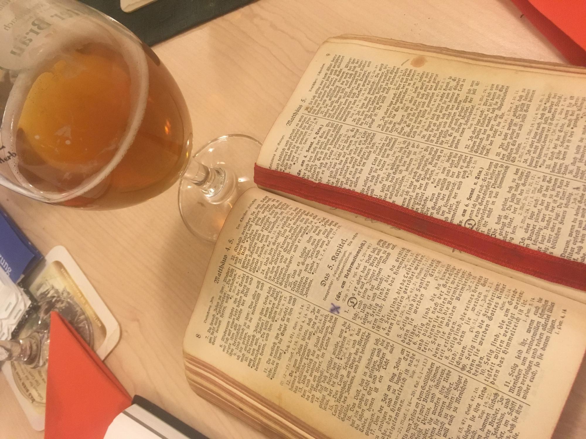 Bibel vom Fass 04