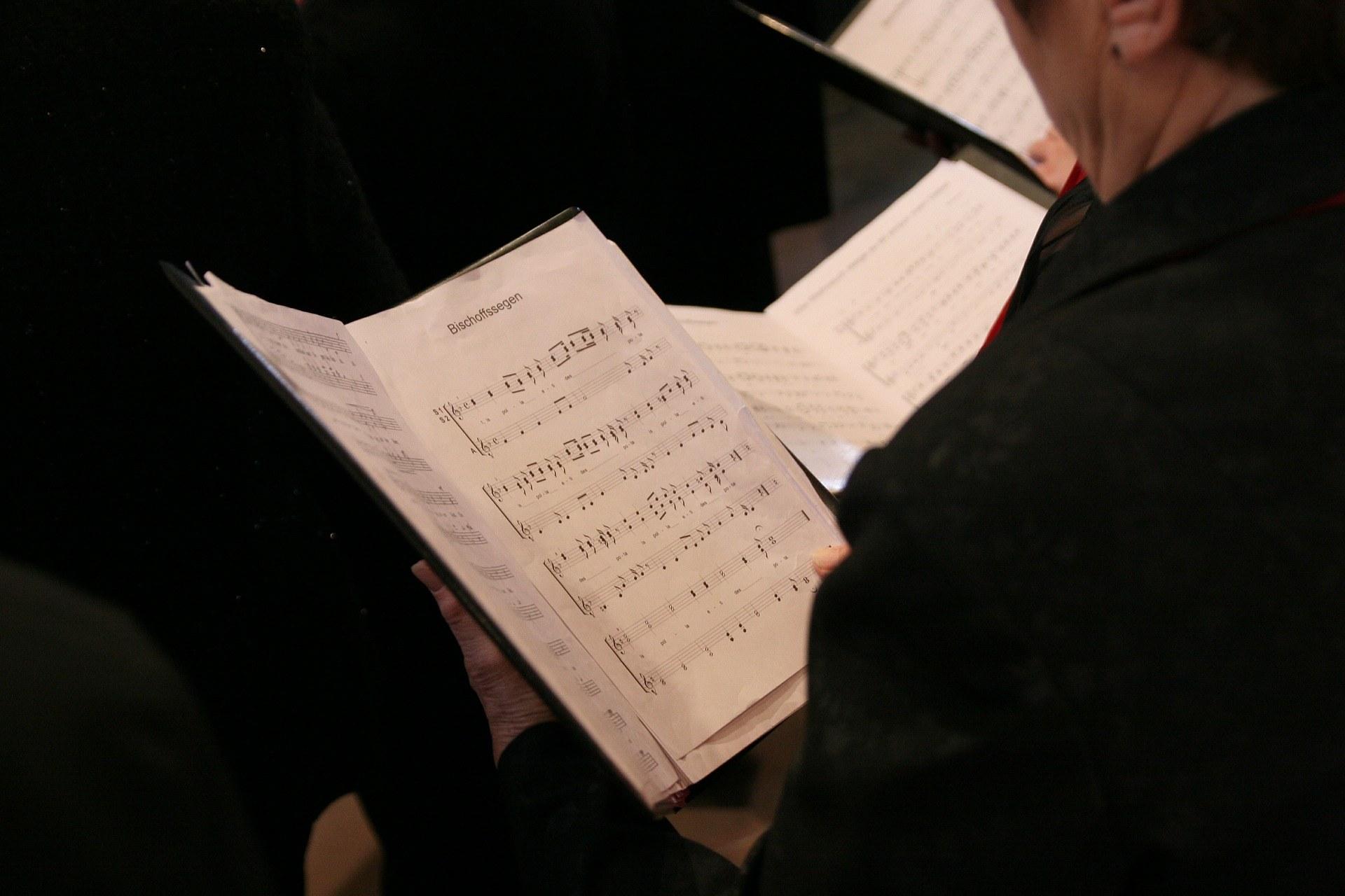 Chor Notendownload Kirchenmusik