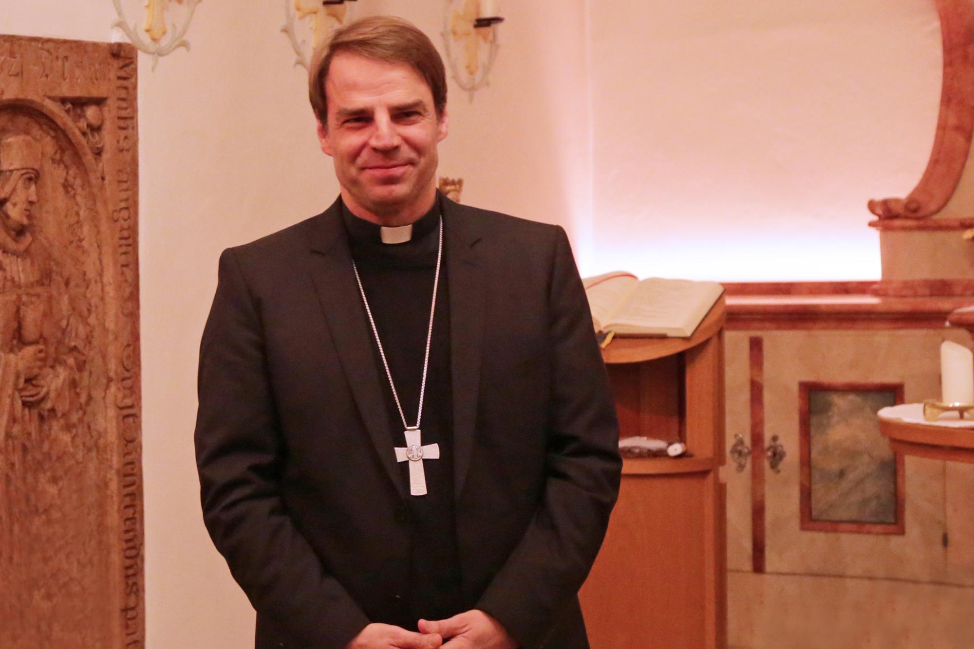 Bischof Barbarakapelle