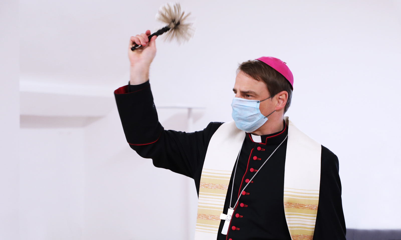 Bischof Einweihung St Max