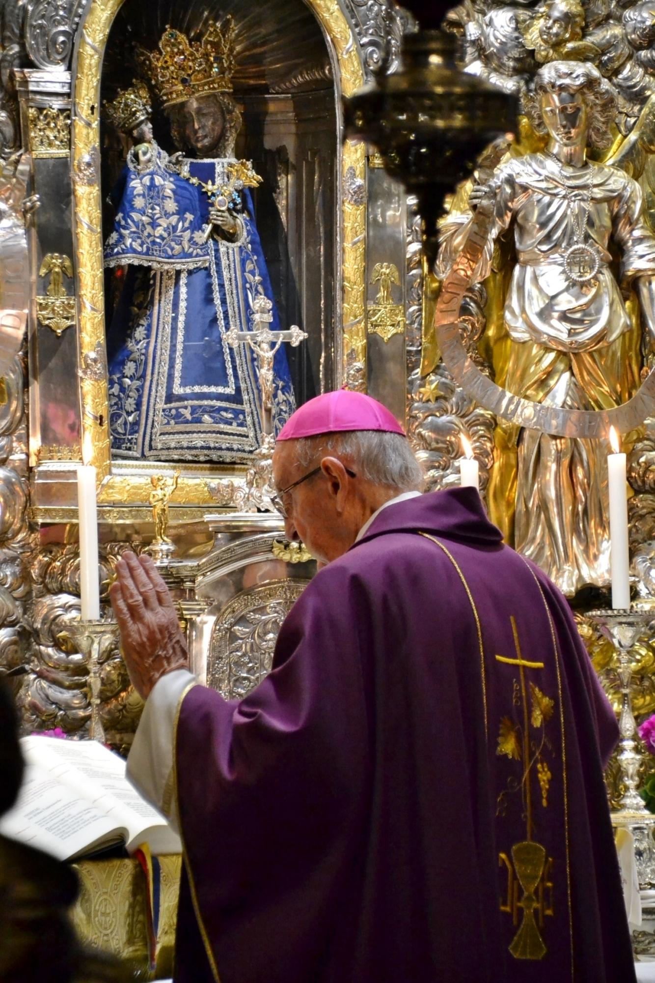 Bischof em Wilhelm Schraml 35 Jahre Bischof 8 03 2021 2