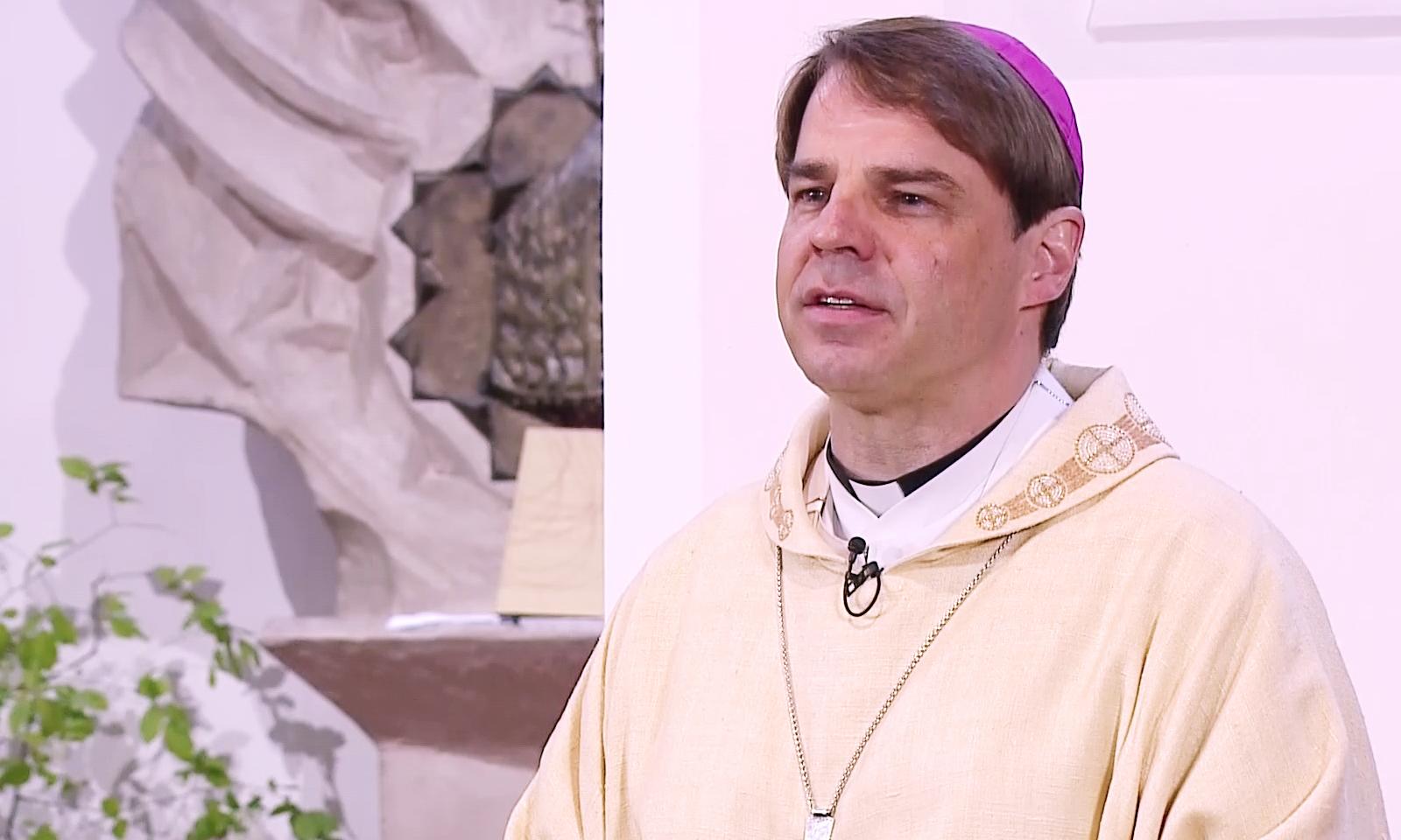 Bischof Stefan Weisser Sonntag