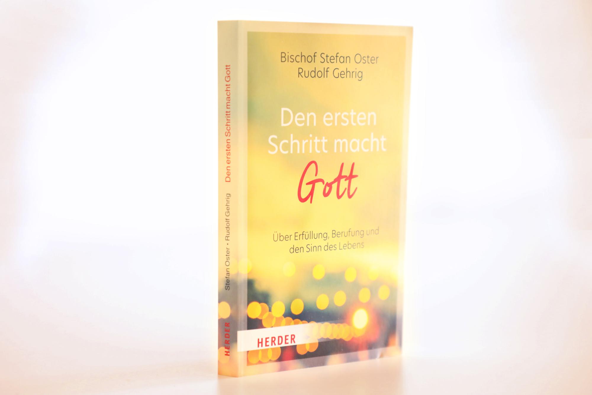 Buch Gott erster Schritt 3 neu2