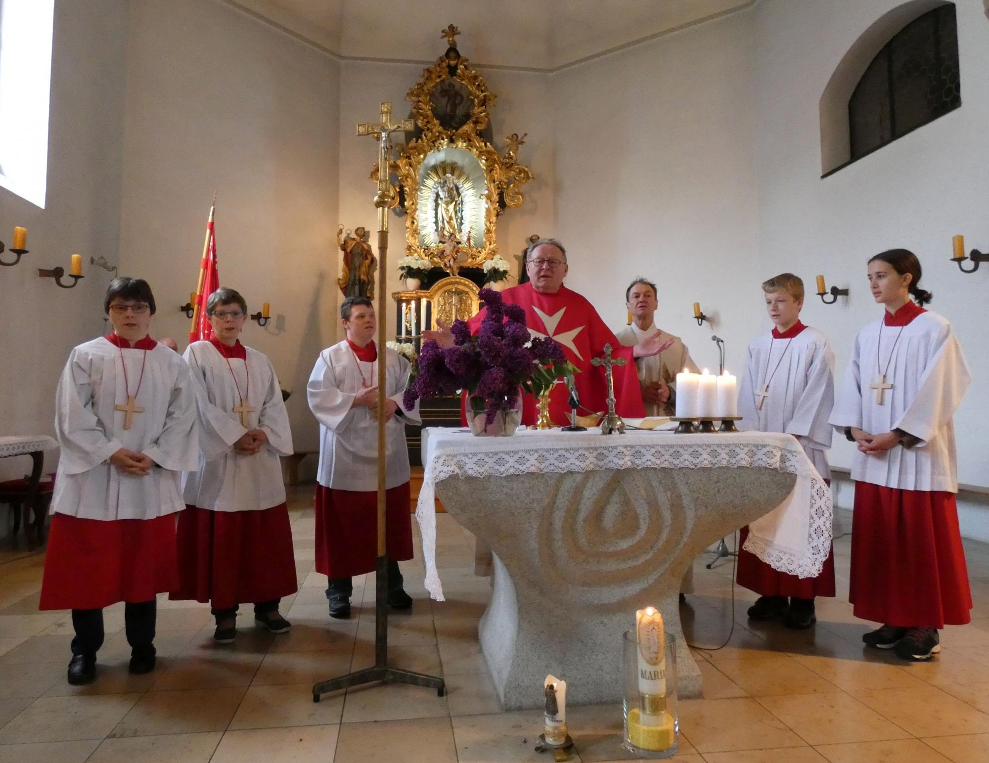 Diözesanwallfahrt Ringelai Hohenau Priester