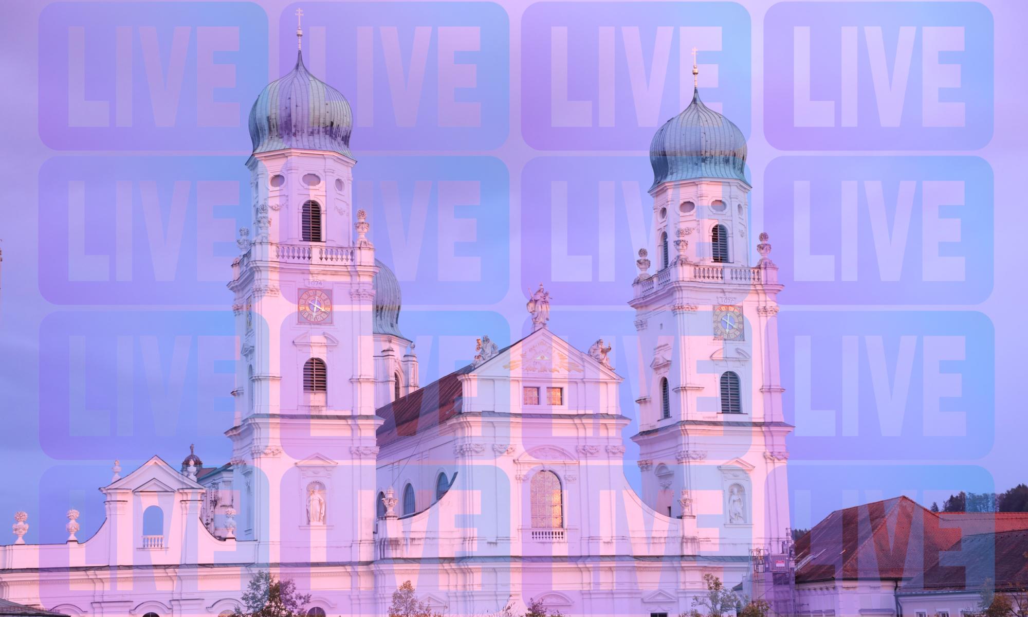 Domübertragung Live3