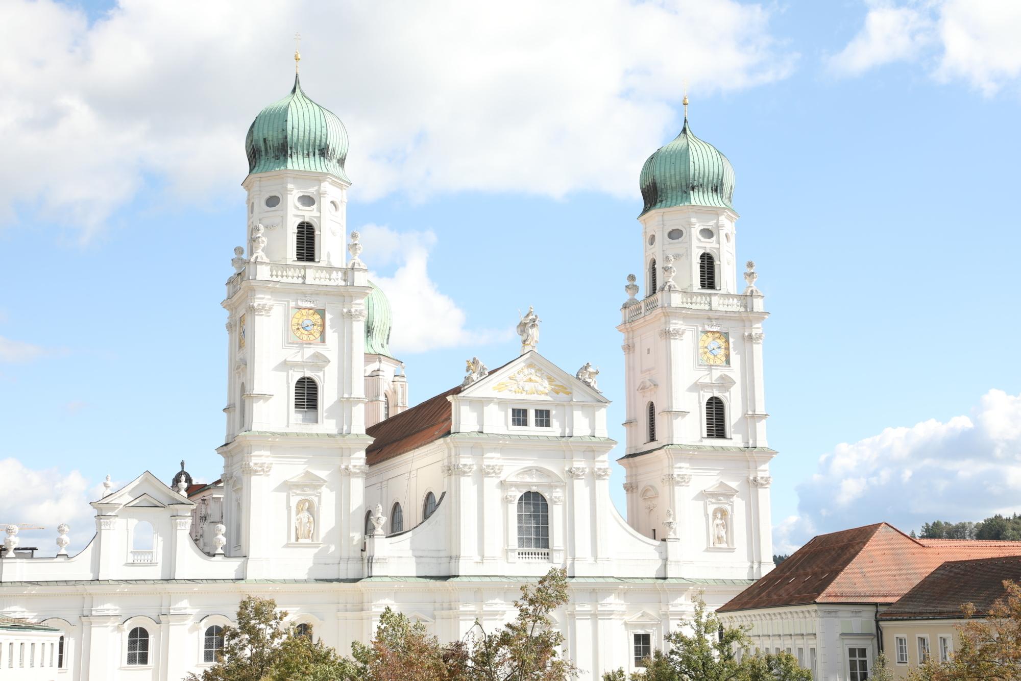Dom St Stephan Sommer