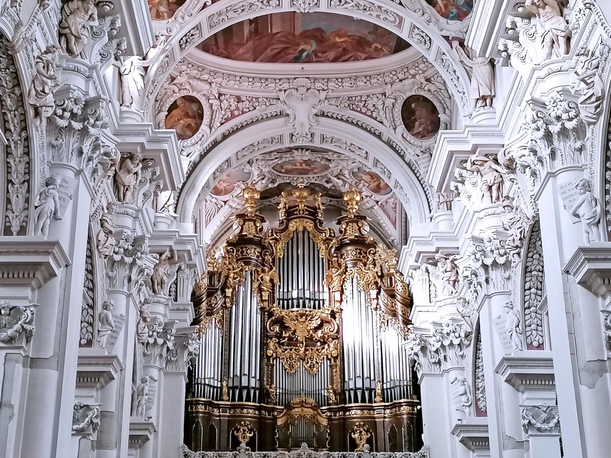 Domorgel Orgel im Stephansdom 1