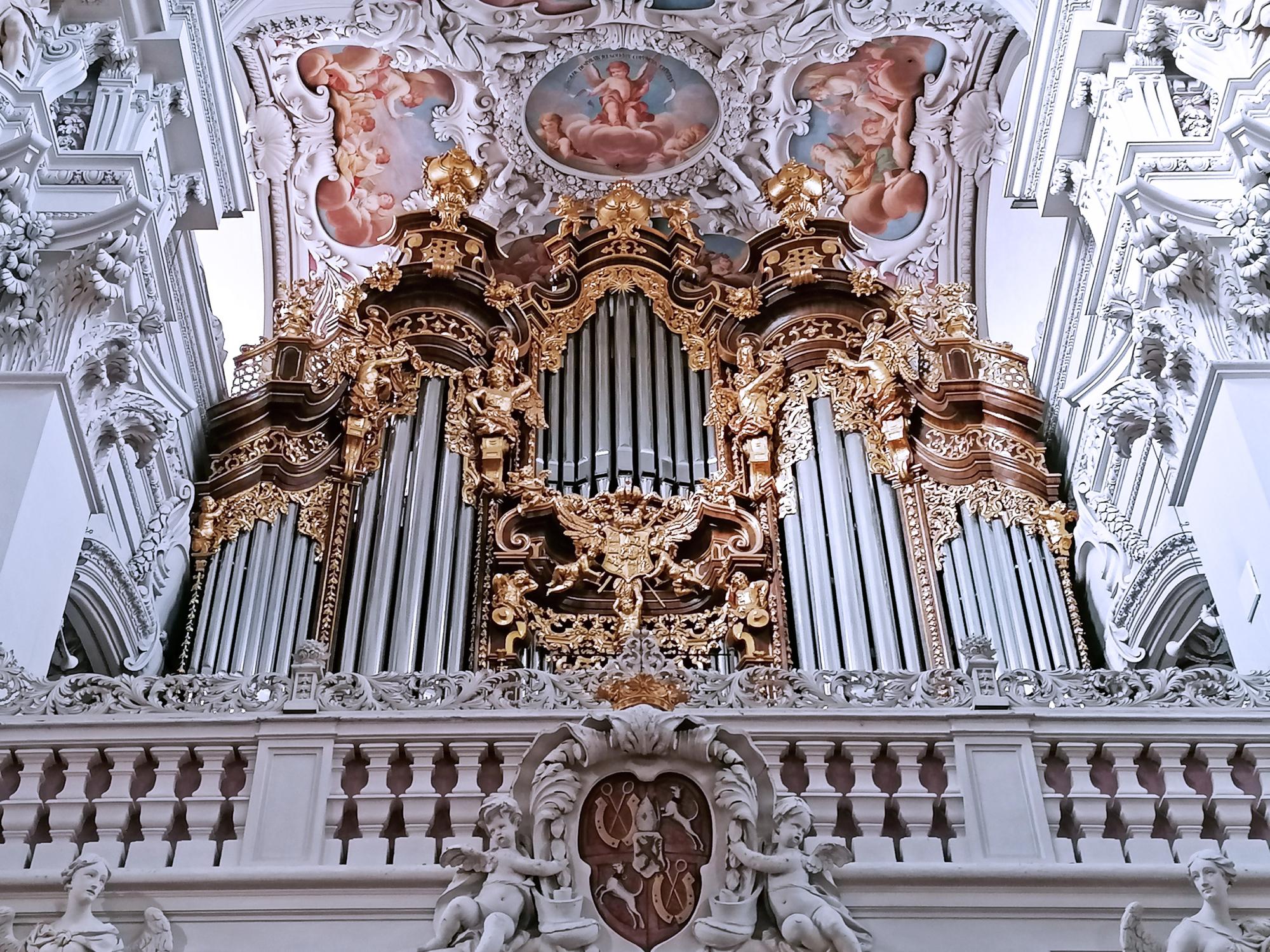 Domorgel Orgel im Stephansdom 2