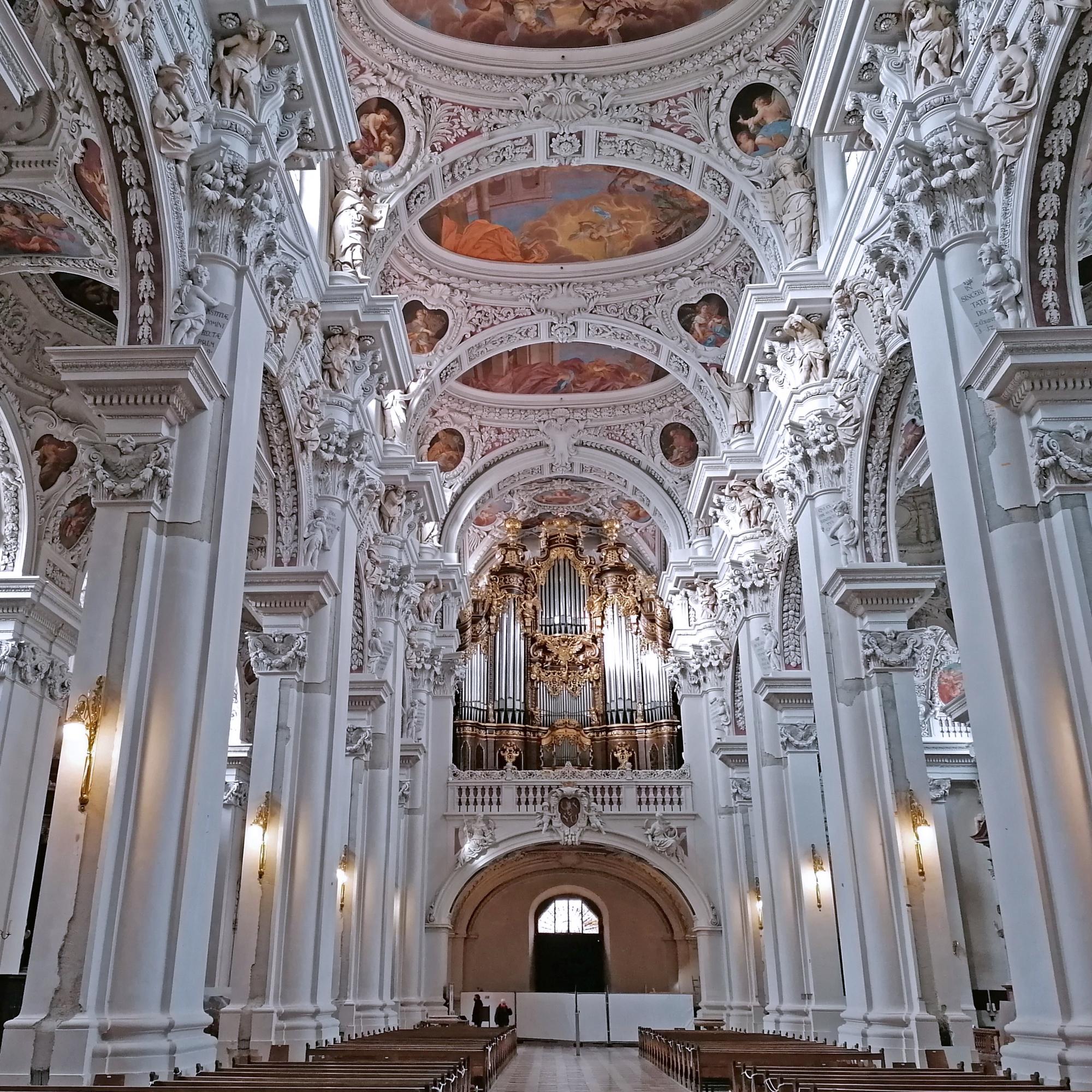 Domorgel Orgel im Stephansdom