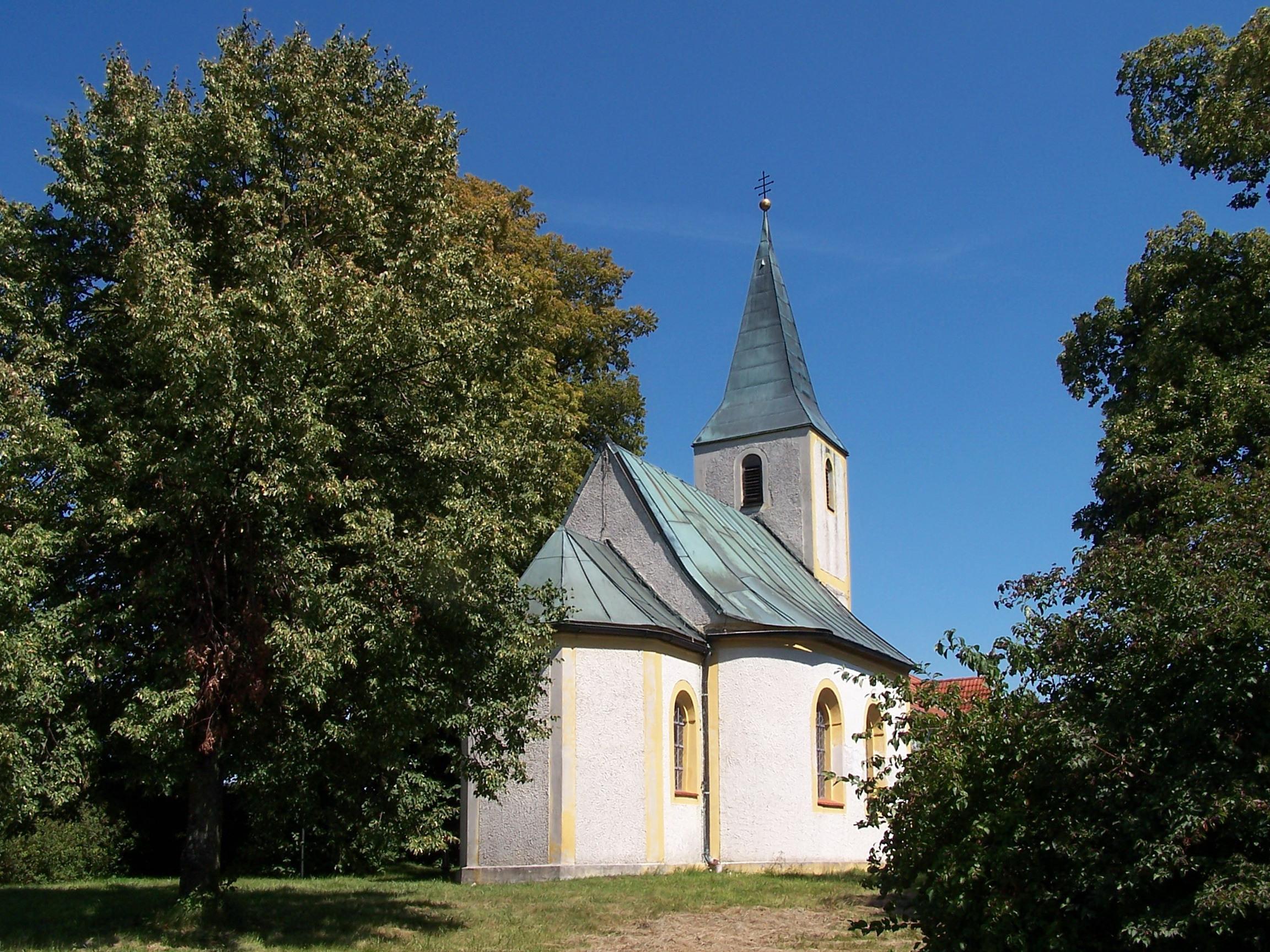 Freyung Kirche Maric3A4 Himmelfahrt