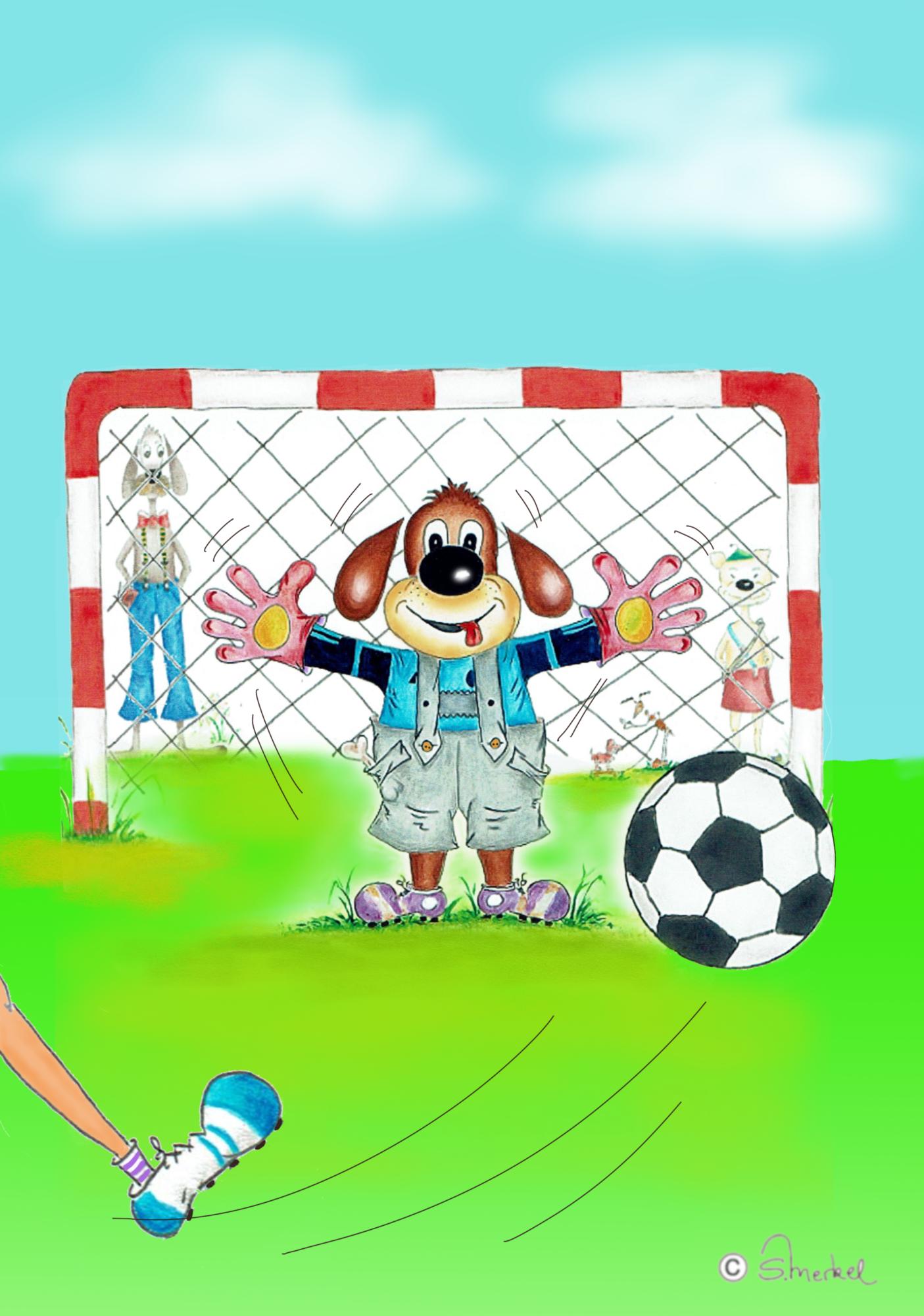 Fußball Bello B f Galerie