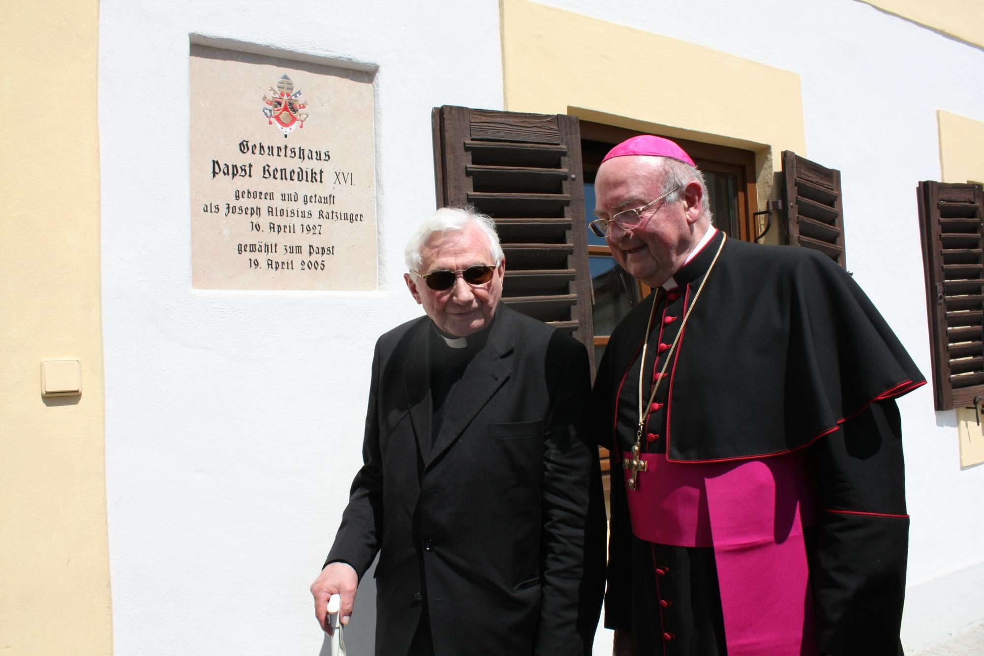 Georg Ratzinger 2