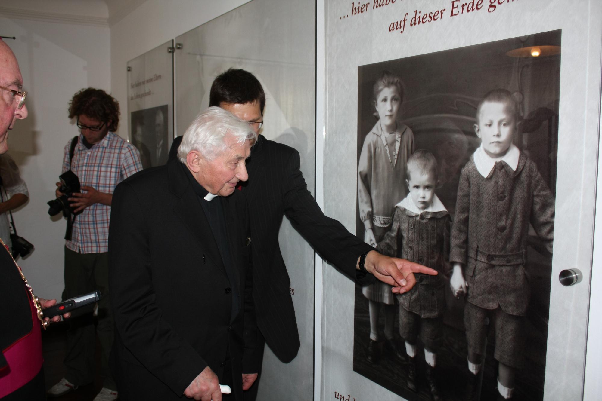Georg Ratzinger 5