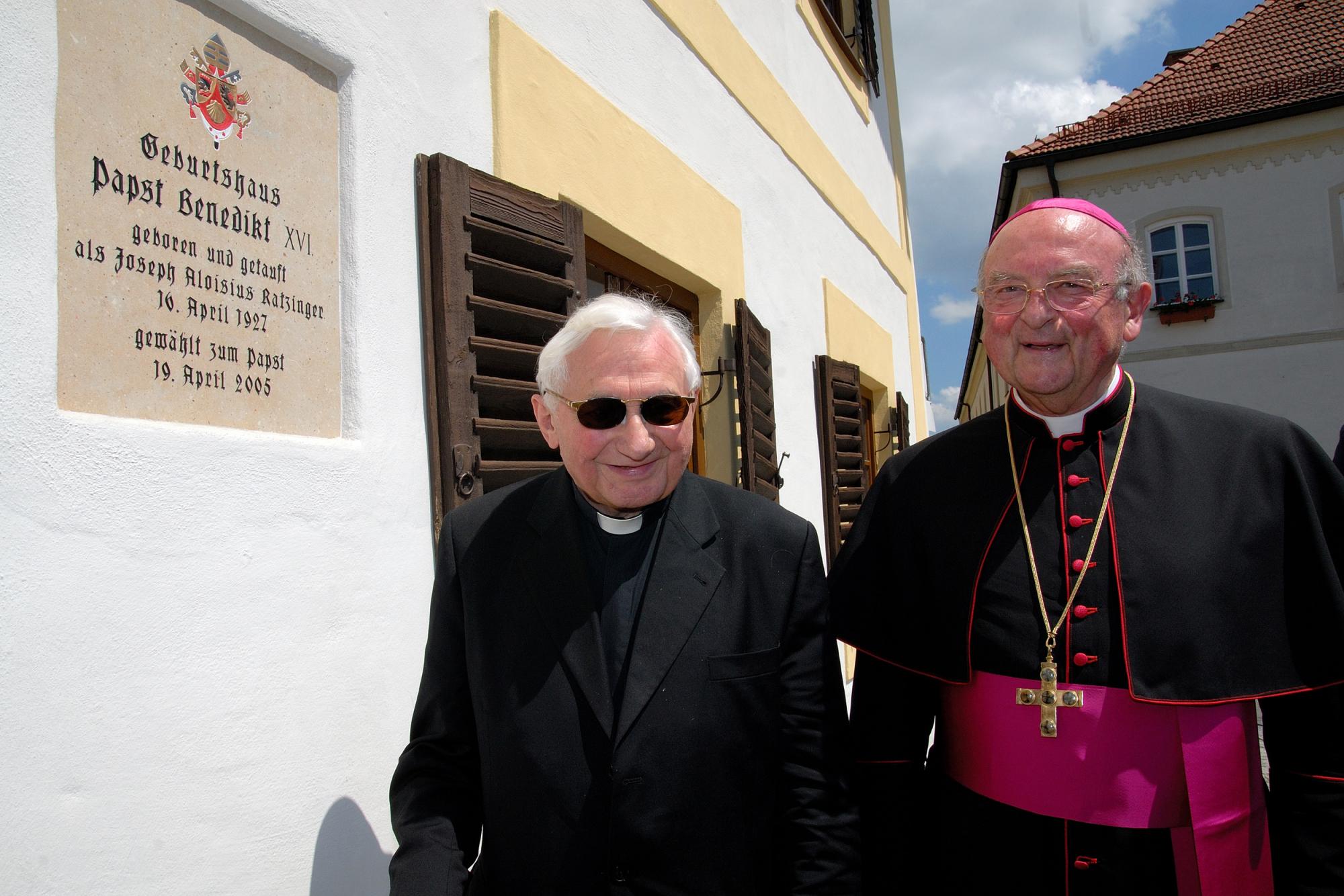 Georg Ratzinger 9