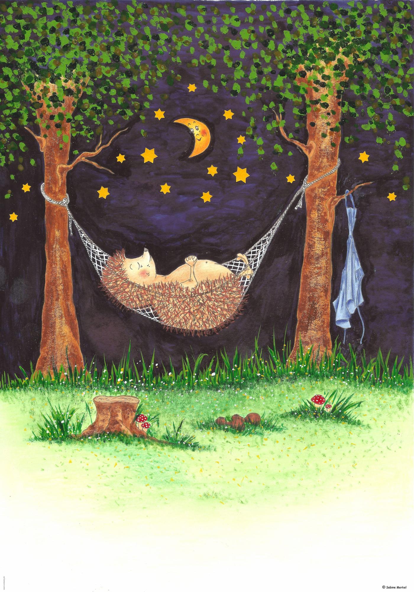 Gute Nacht Poster 81 Pz