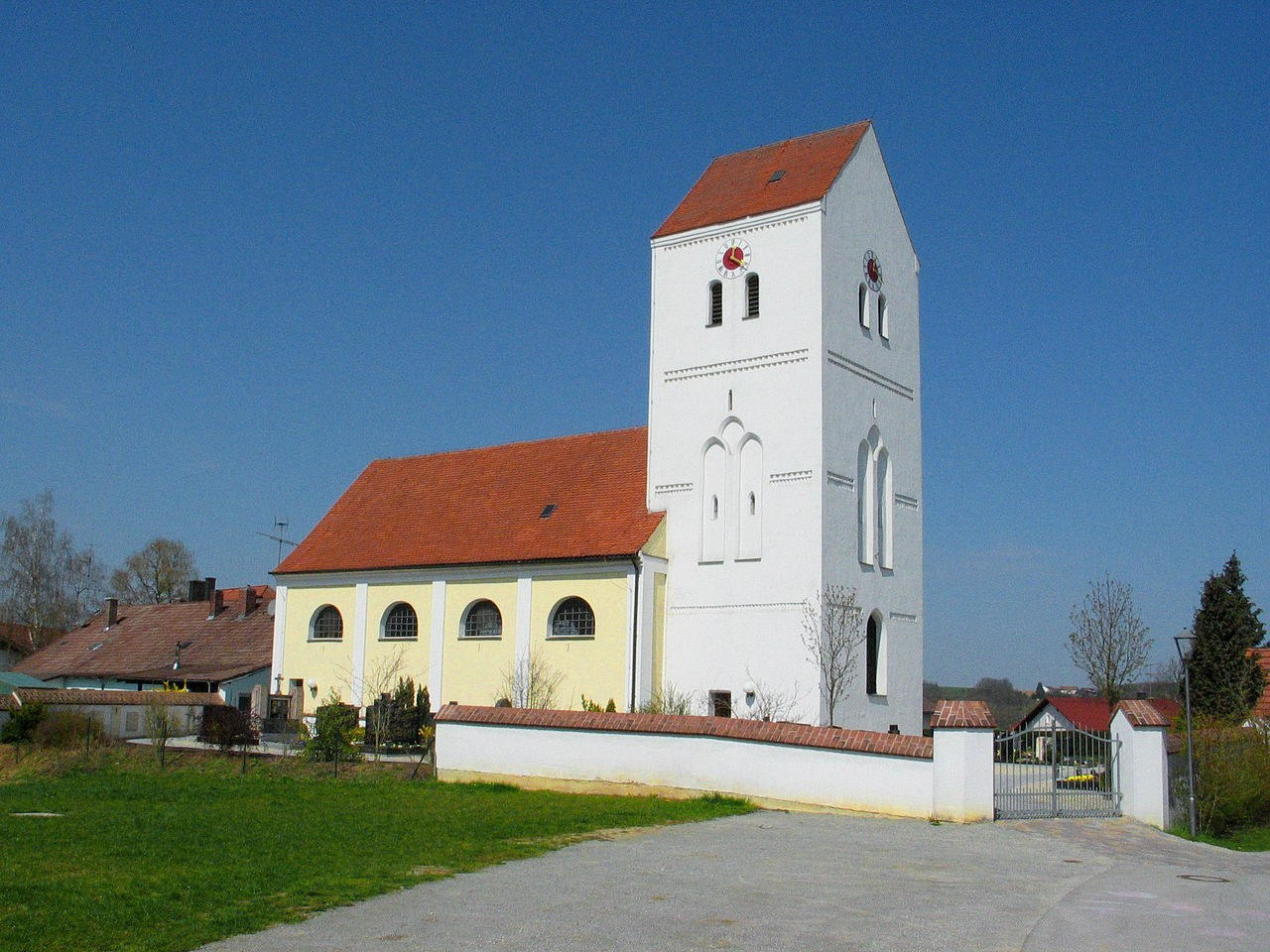 Haunersdorf Dgf St  Stephan 01