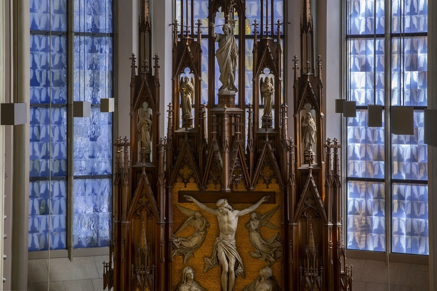 Heilig Kreuz Giesing J2 A0501 2 Foto Wolfgang Pulfer