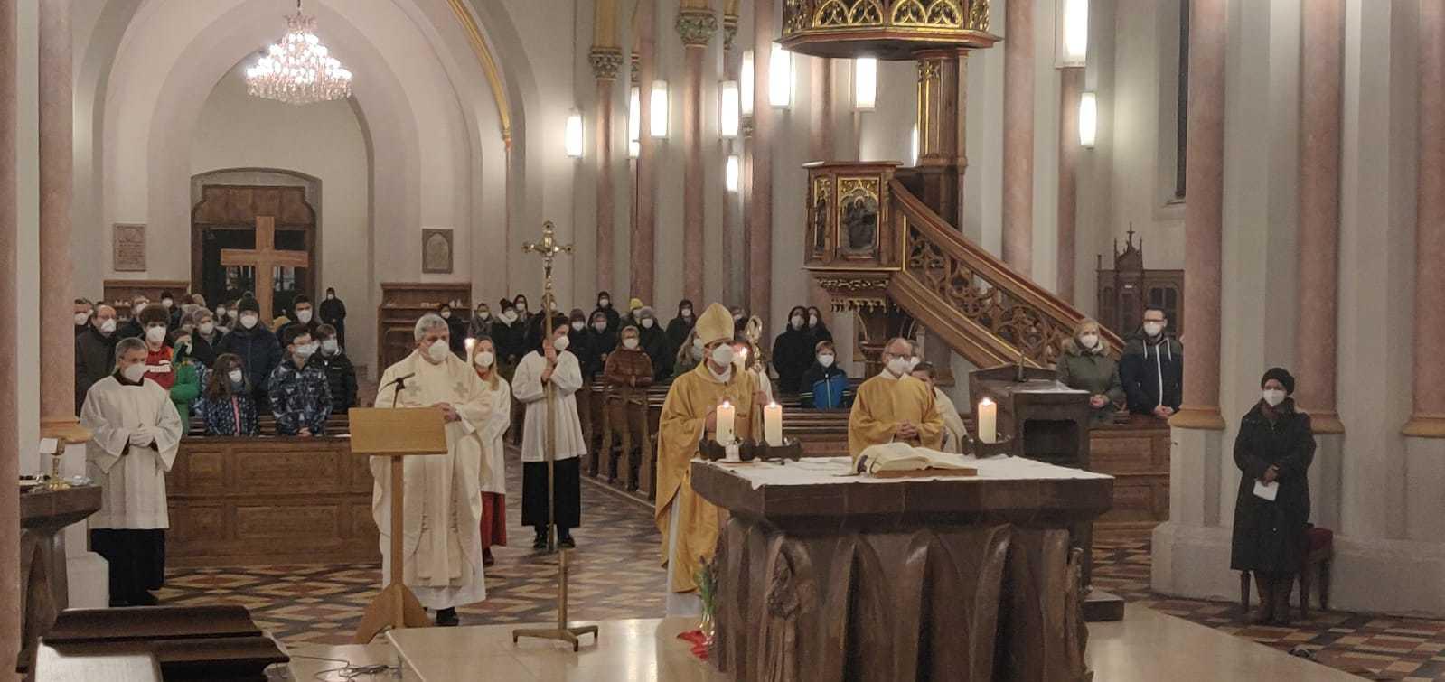Jugendgottesdienst Johannes Bosco Bildquelle Carl Christian Snethlage