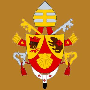Icon Wappen Papst