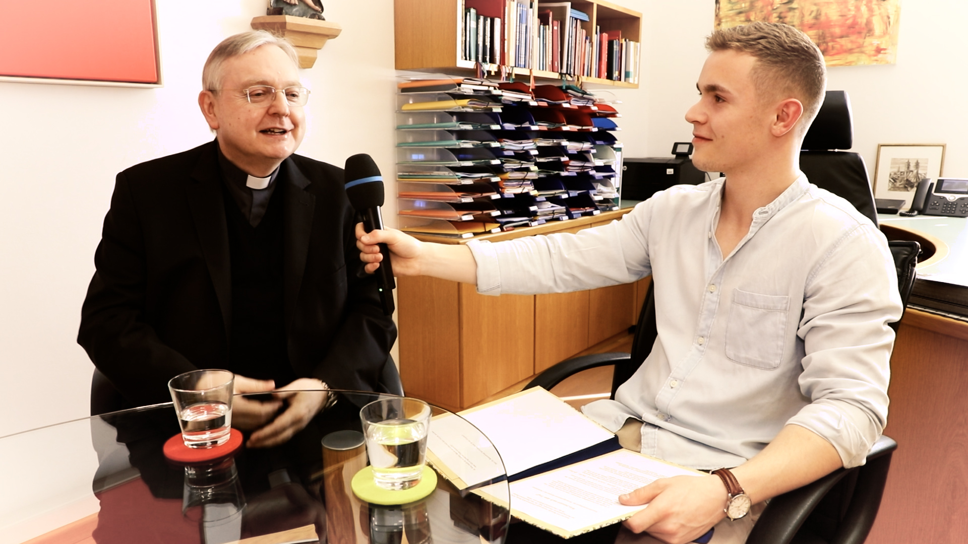 Interview Bauernfeind Friedenberger